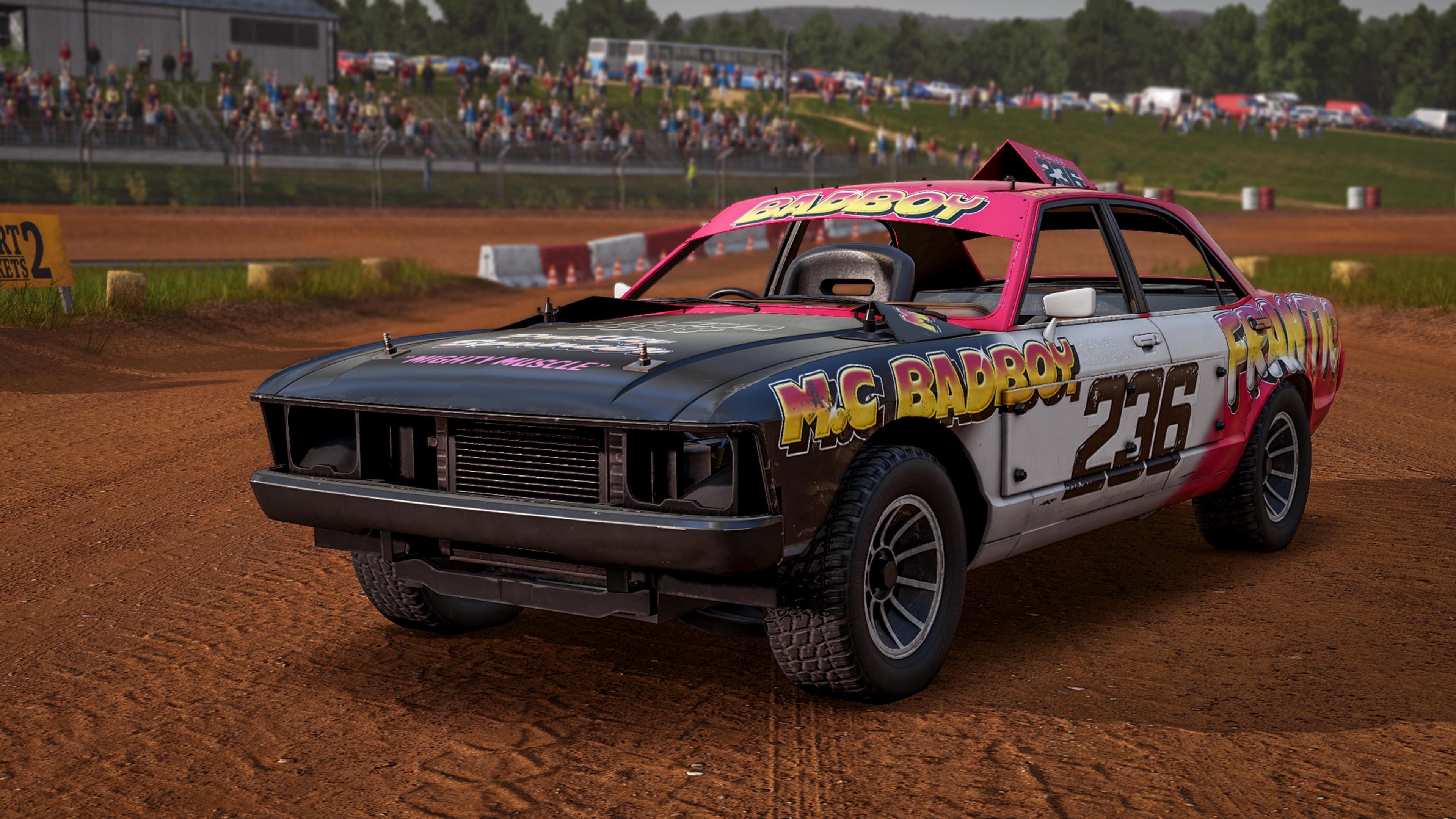 Скриншот №2 к Wreckfest - Banger Racing Car Pack