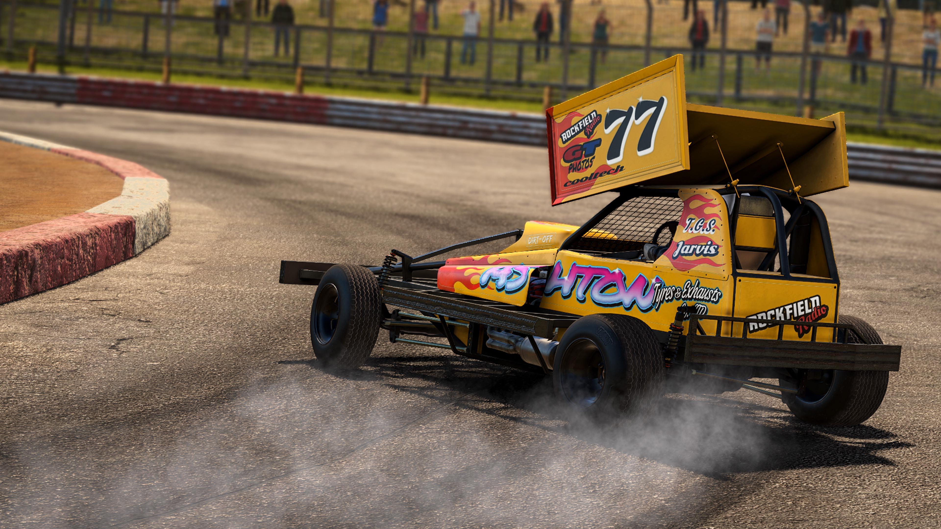Скриншот №5 к Wreckfest - Banger Racing Car Pack