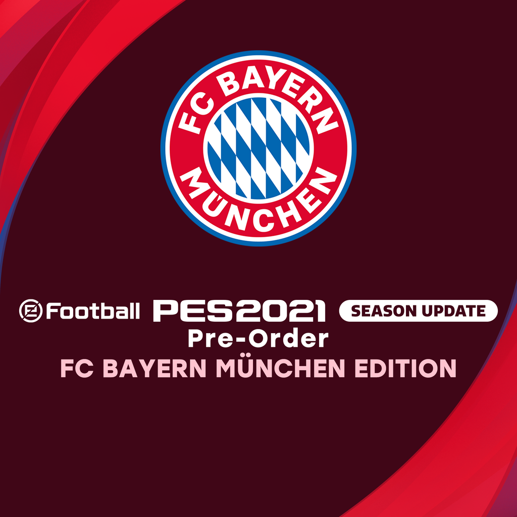 Pre-Order: eFootball PES 2021 SEASON UPDATE FC BAYERN MÜNCHEN EDITION PS4  Price History
