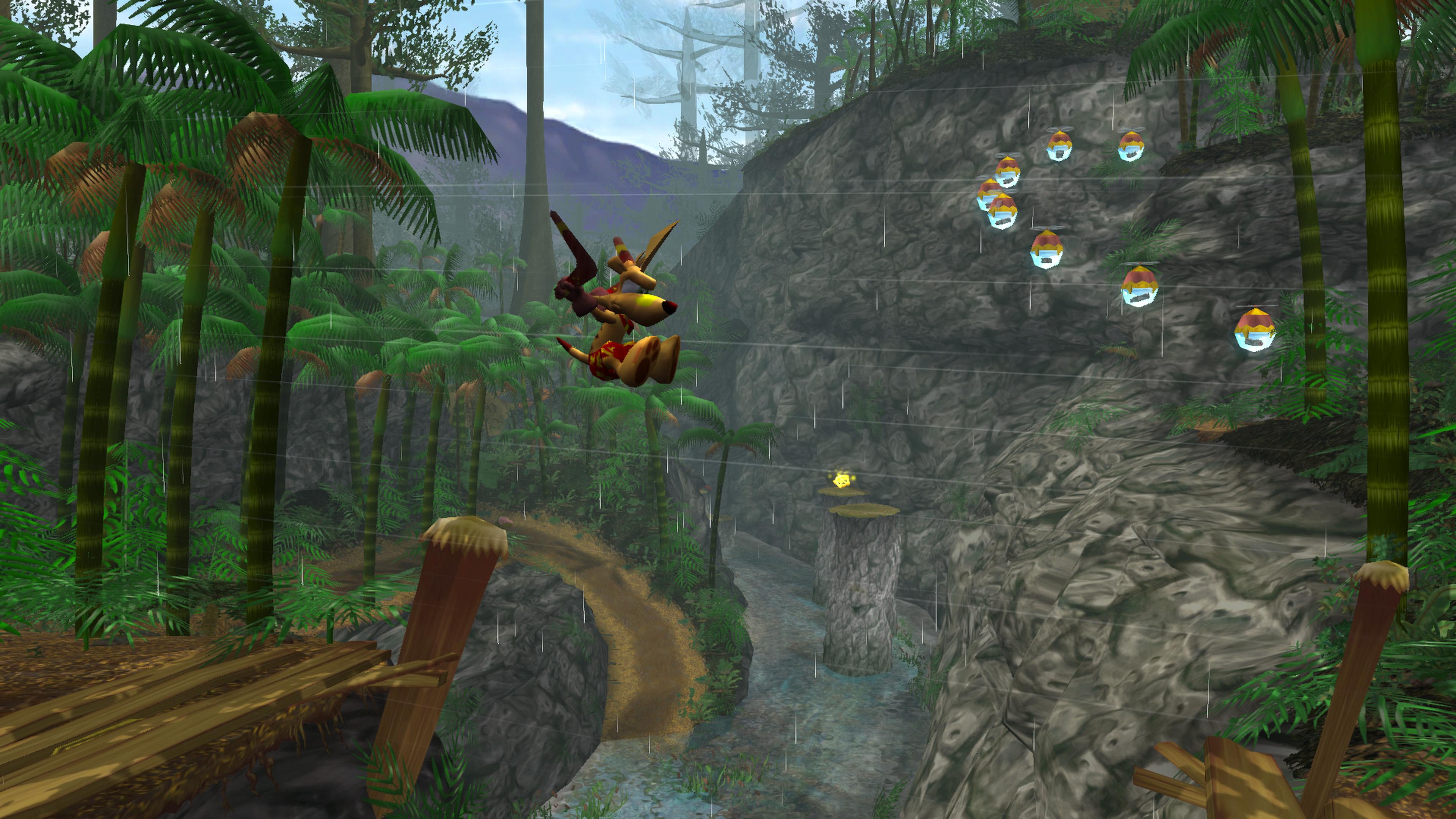 Скриншот №3 к TY the Tasmanian Tiger HD