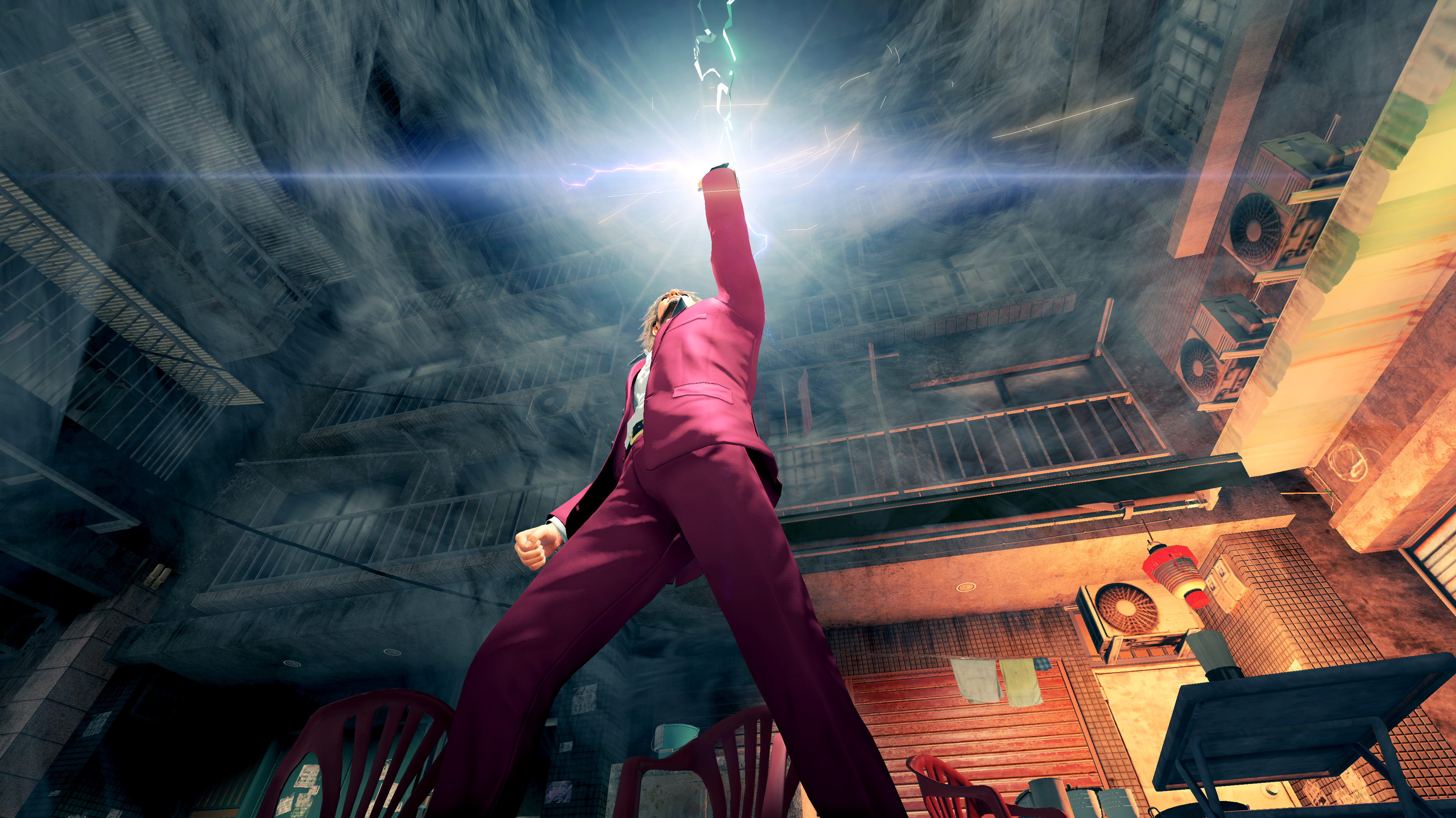 Скриншот №6 к Yakuza Like a Dragon PS4 and PS5