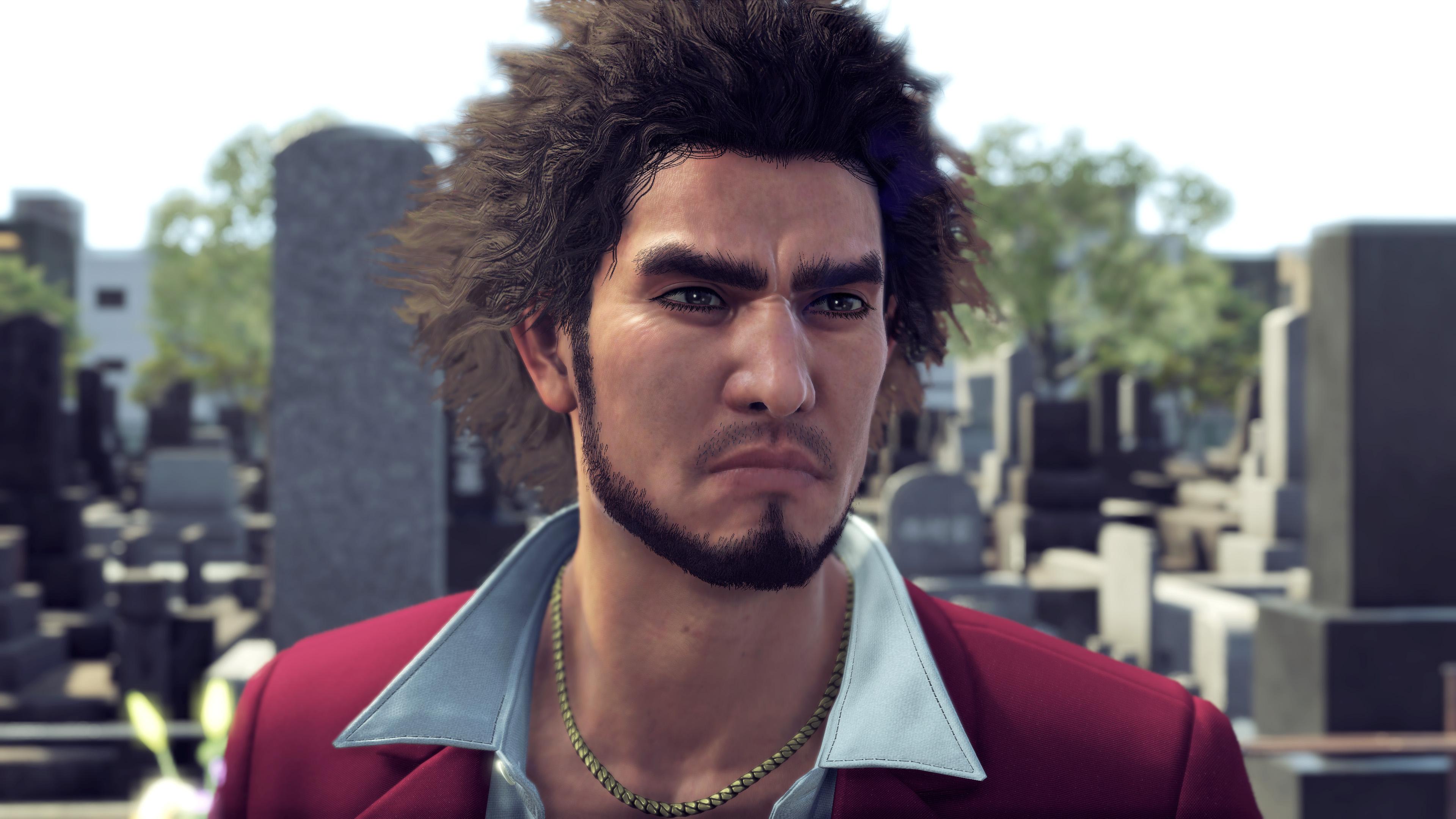 Скриншот №2 к Yakuza Like a Dragon PS4 and PS5