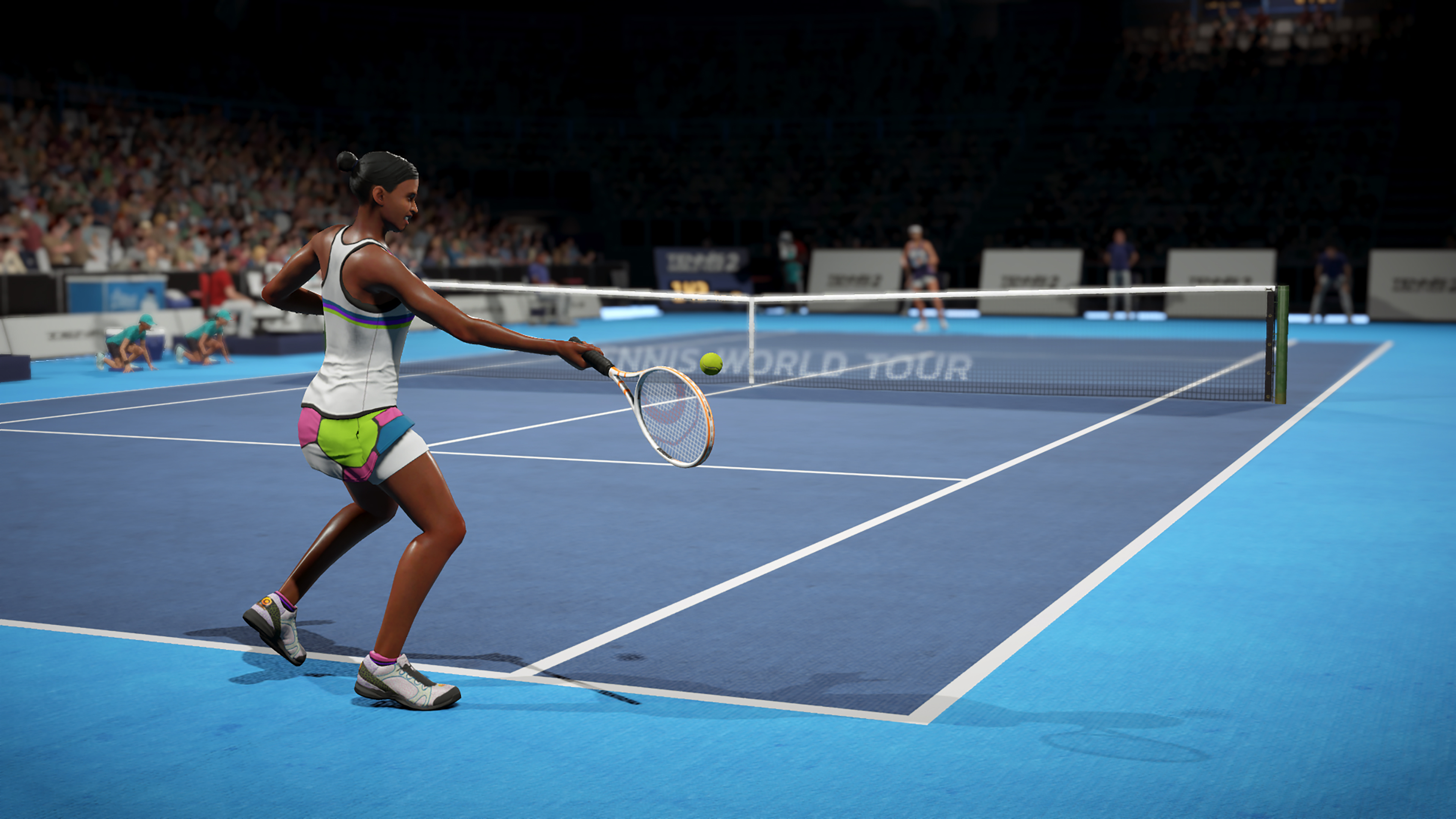 Tennis World Tour 2 Pre-Order for PS4 — buy cheaper in official store •  PSprices Emirates
