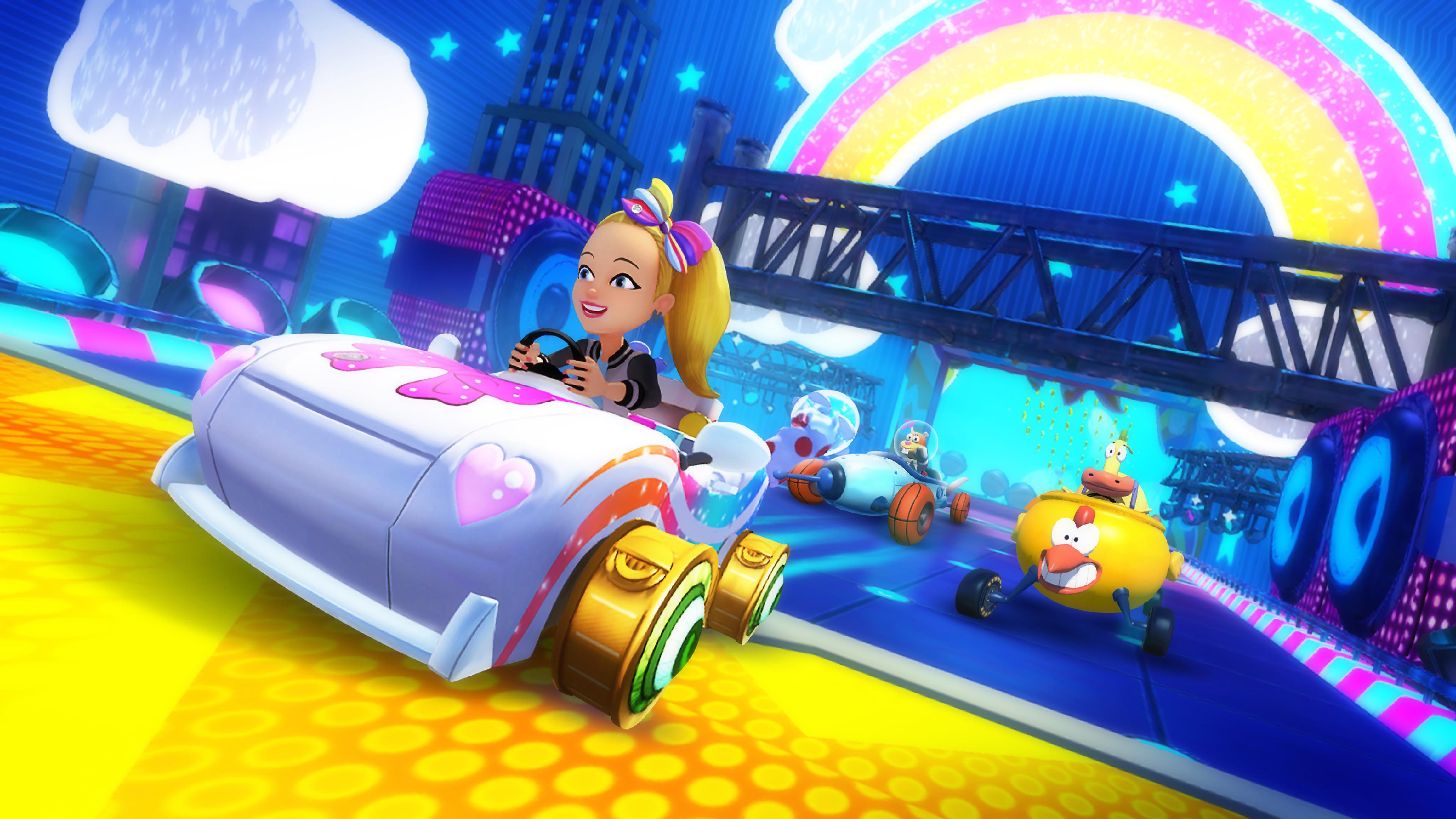 Скриншот №2 к Nickelodeon Kart Racers 2 Grand Prix