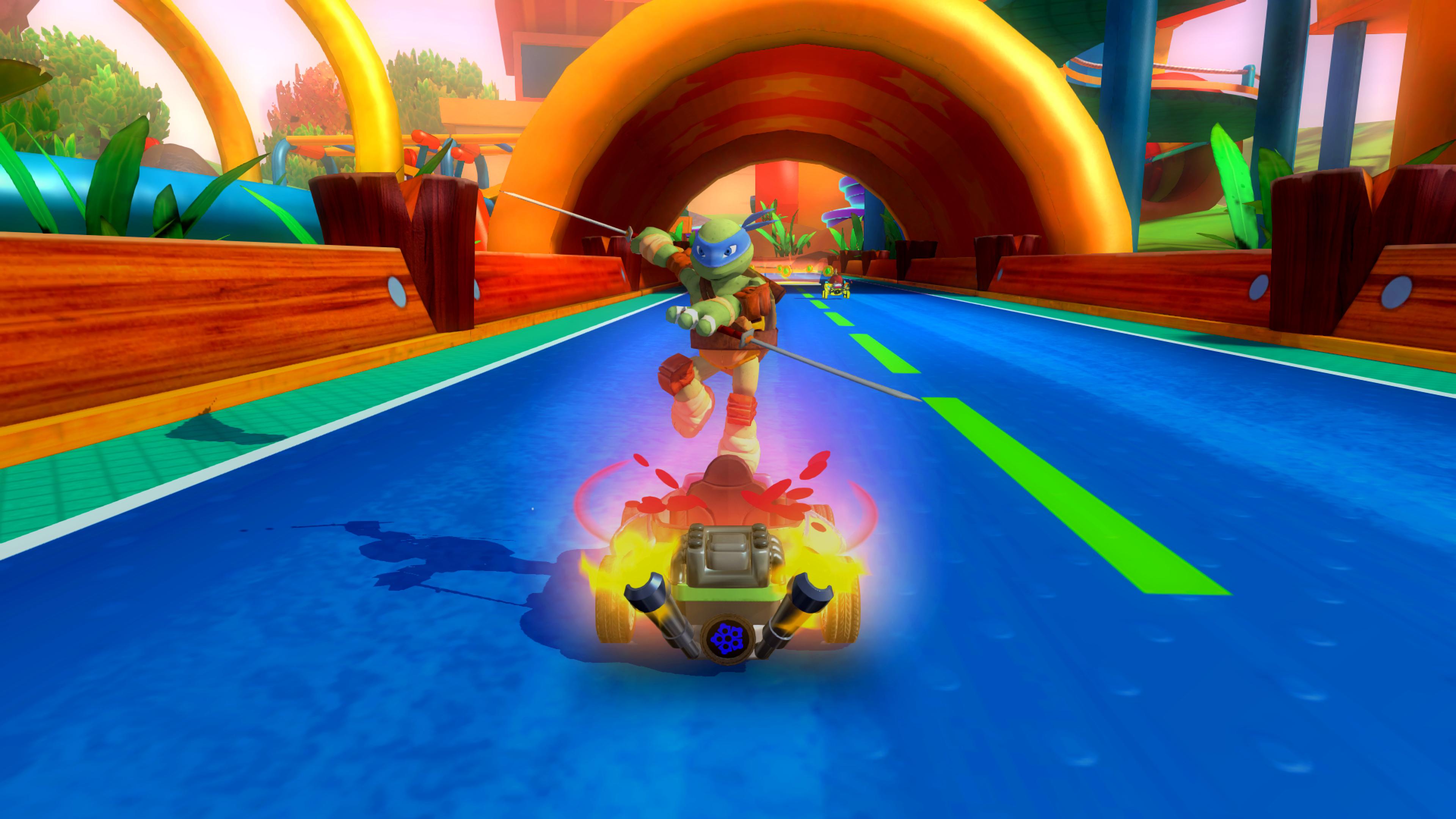 Скриншот №7 к Nickelodeon Kart Racers 2 Grand Prix