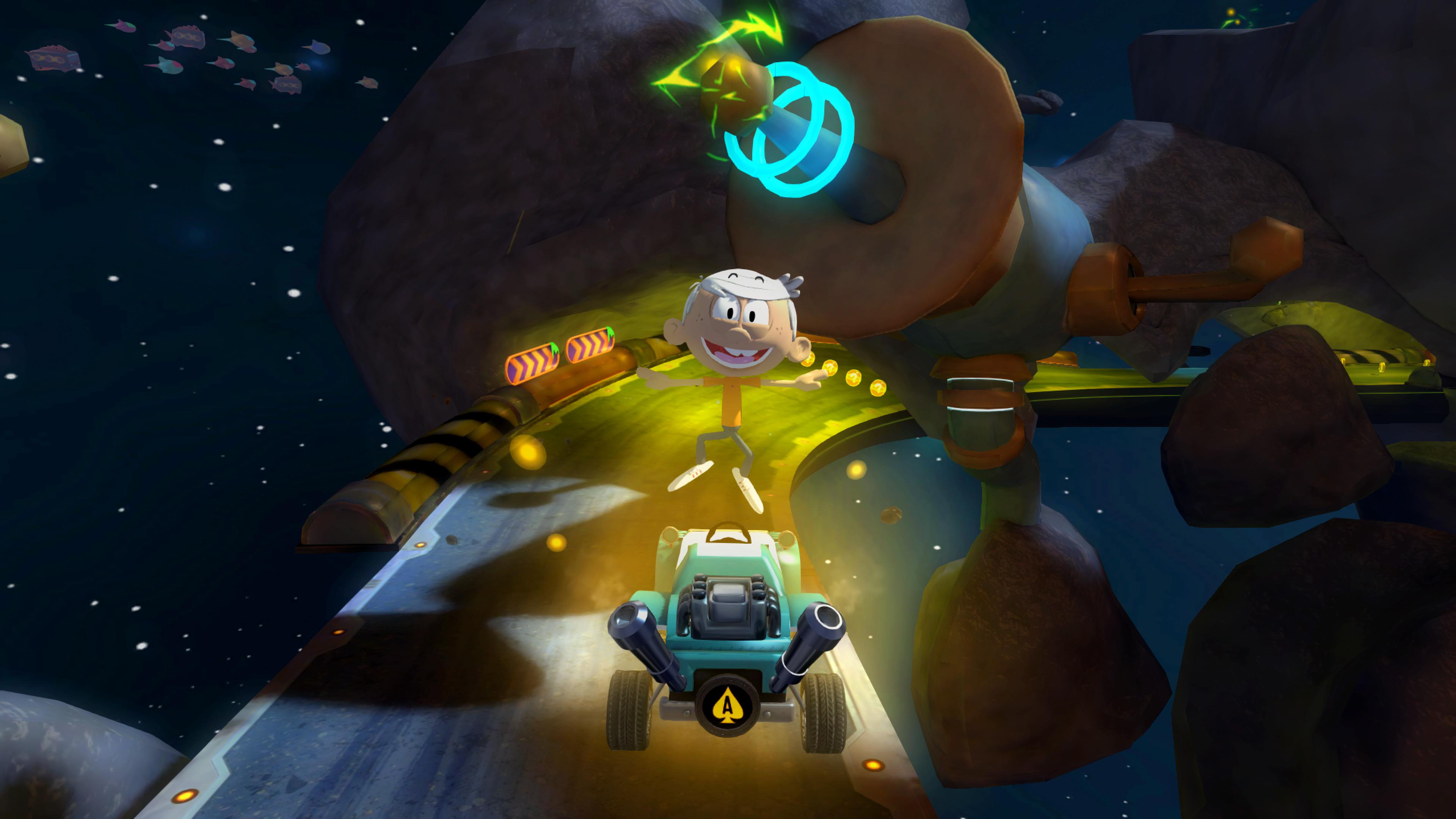 Скриншот №8 к Nickelodeon Kart Racers 2 Grand Prix
