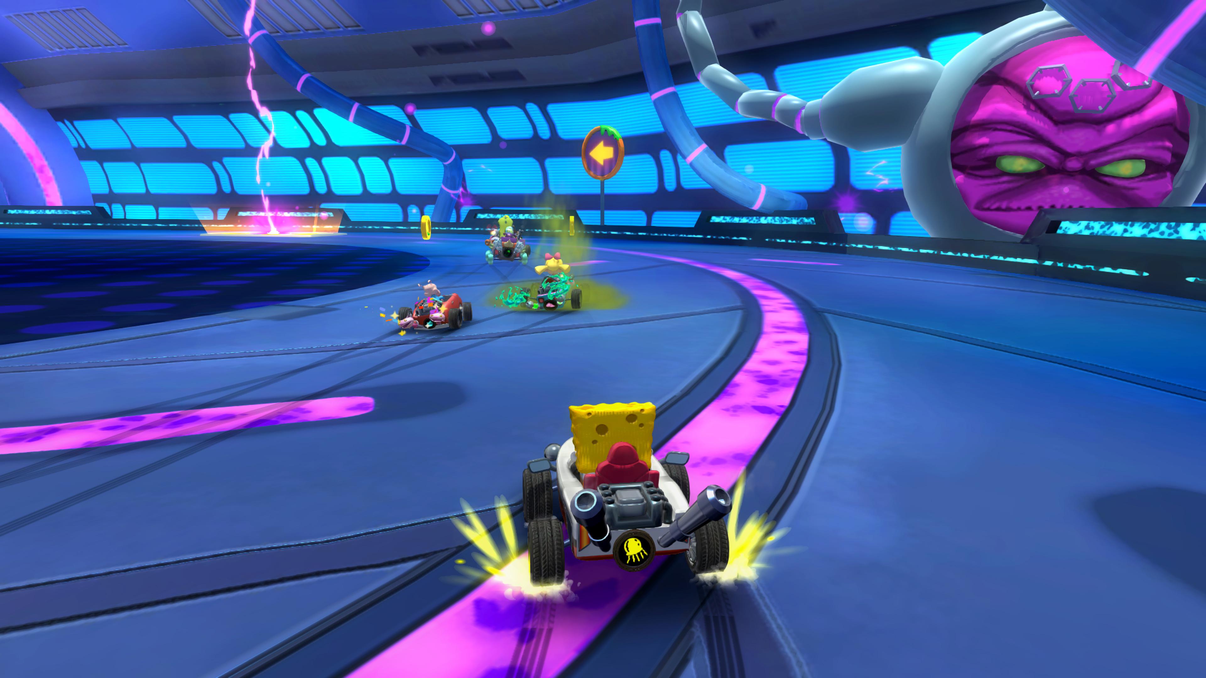 Скриншот №9 к Nickelodeon Kart Racers 2 Grand Prix