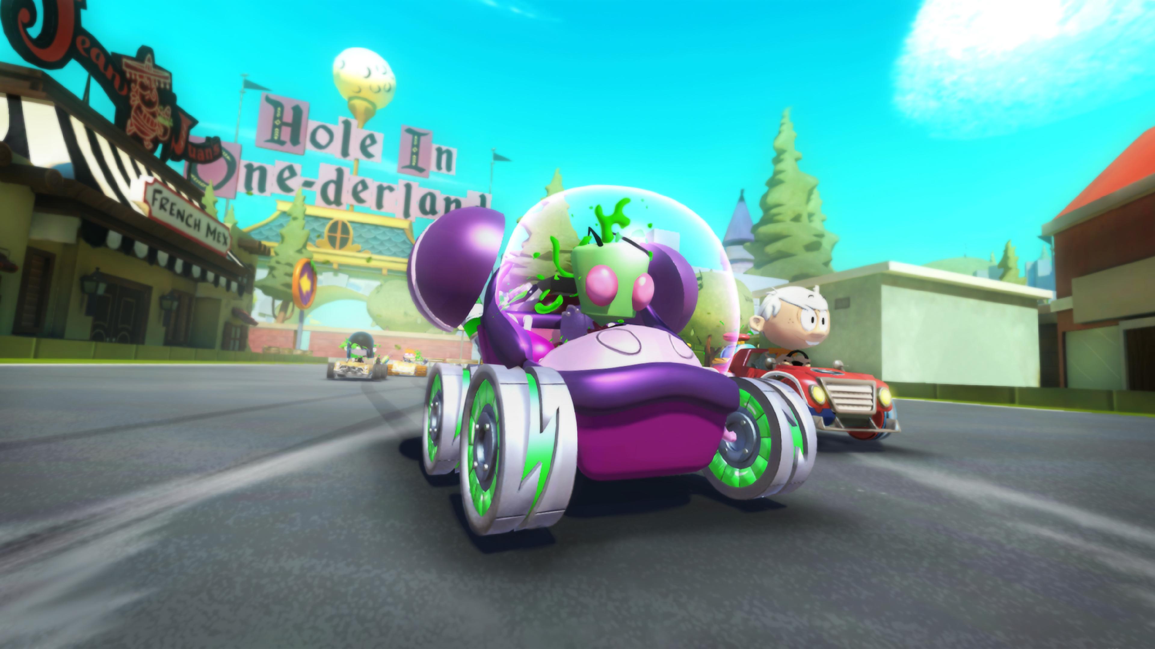 Скриншот №4 к Nickelodeon Kart Racers 2 Grand Prix