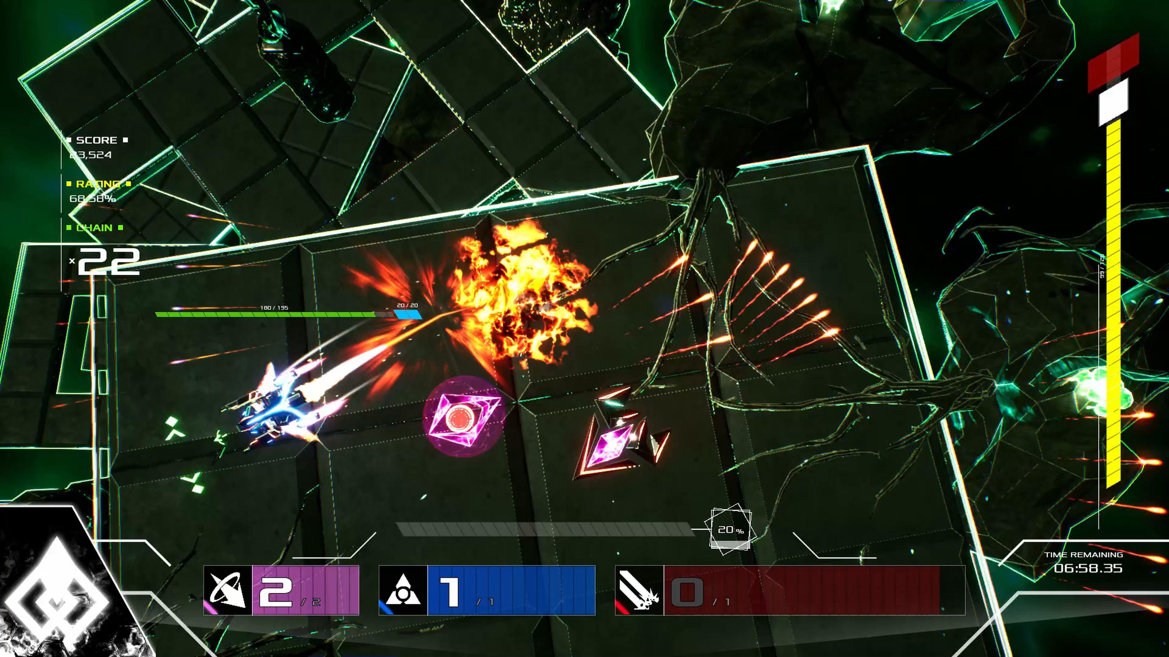 Скриншот №8 к Zero Strain