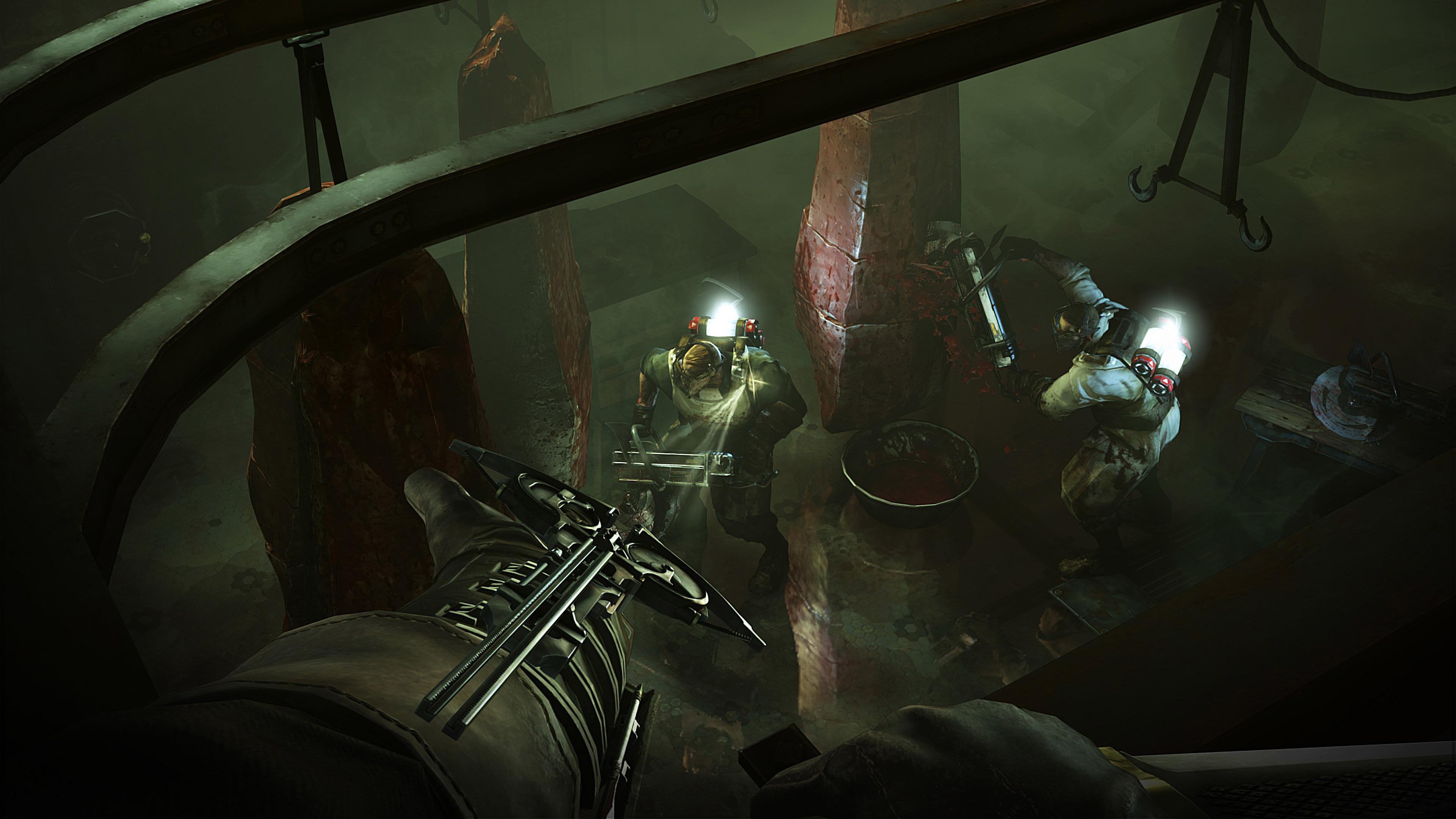 Скриншот №6 к Dishonored Полную коллекцию