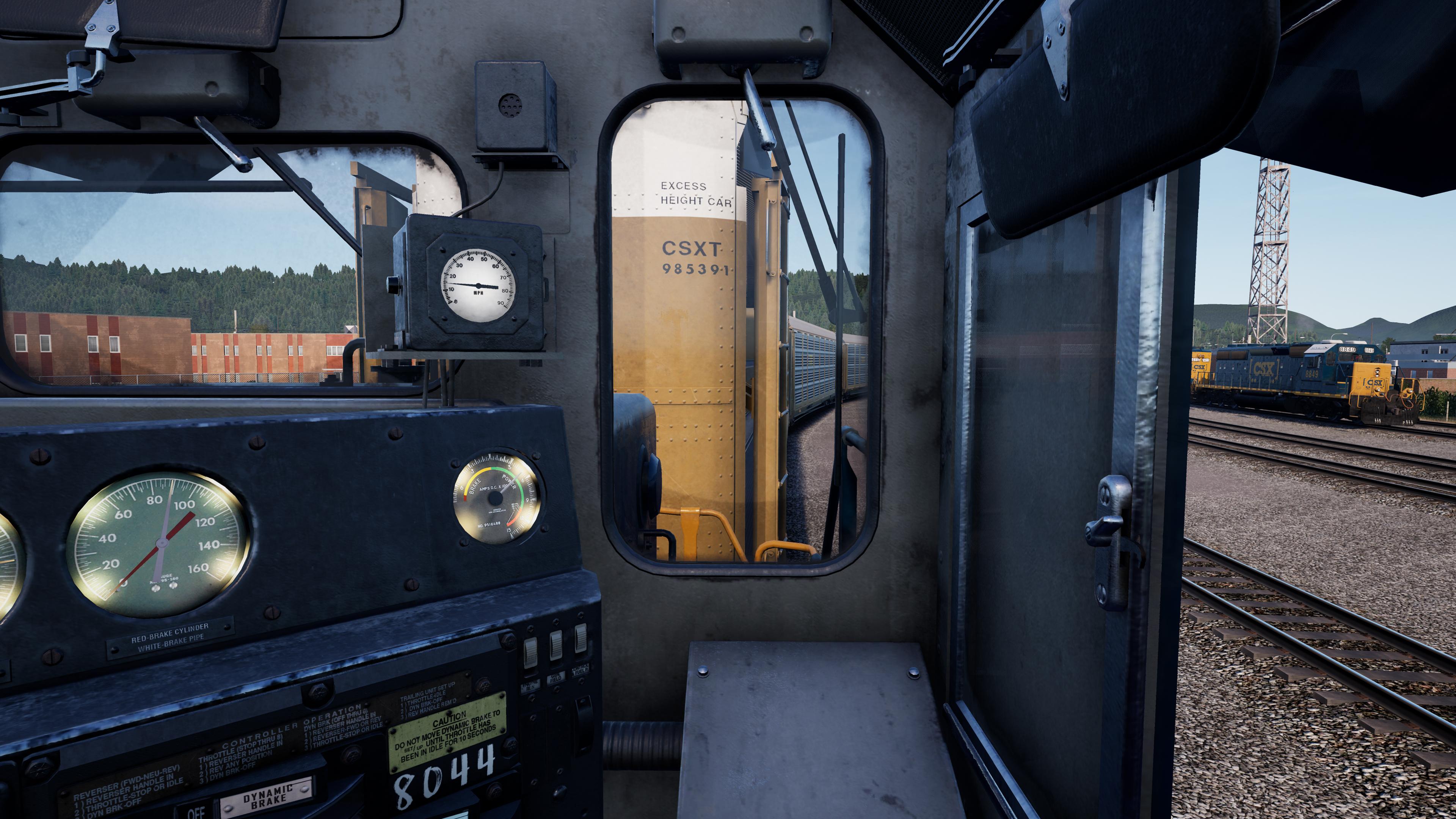 Скриншот №1 к Train Sim World 2