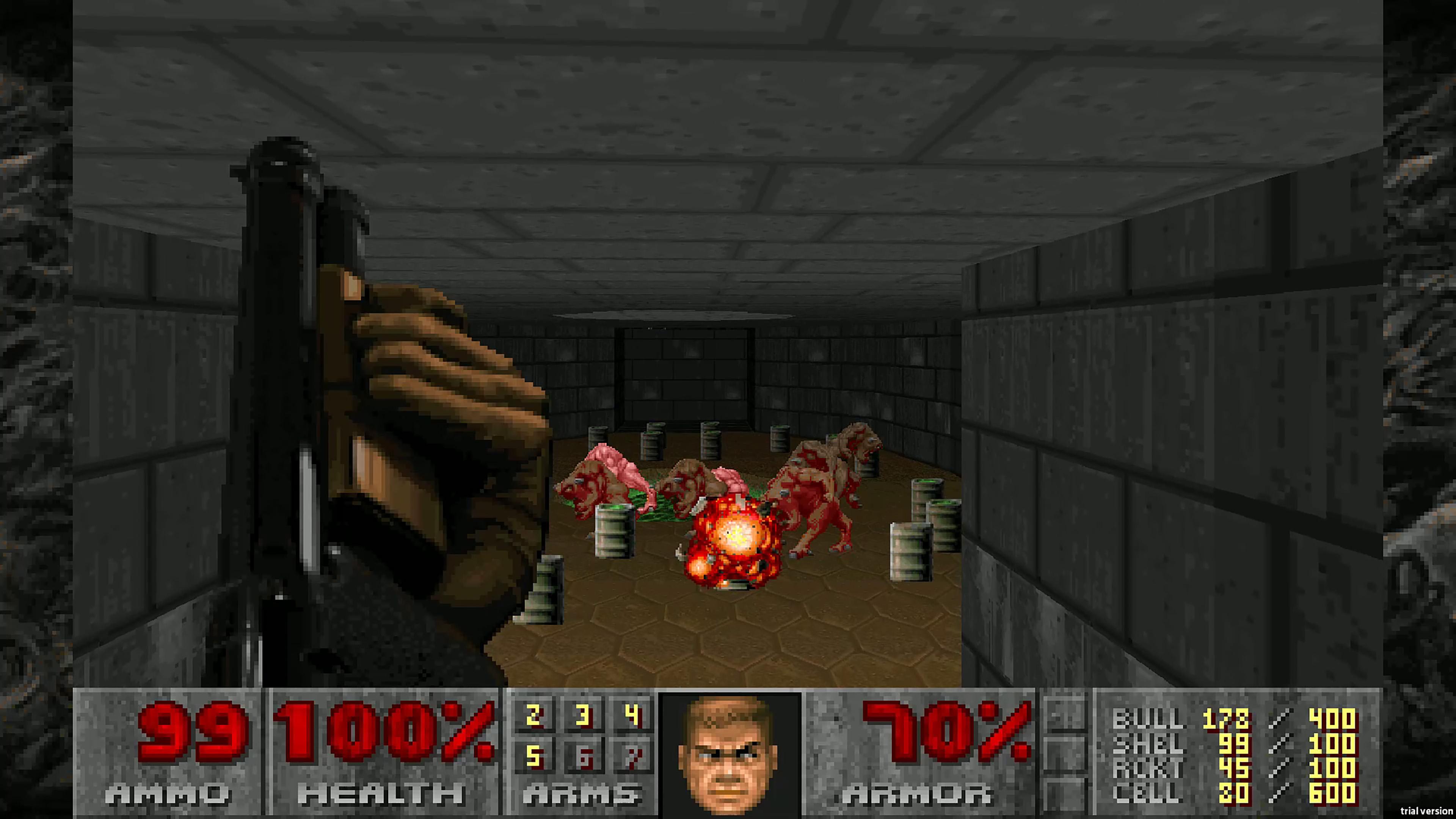 Скриншот №9 к DOOM Slayers Collection