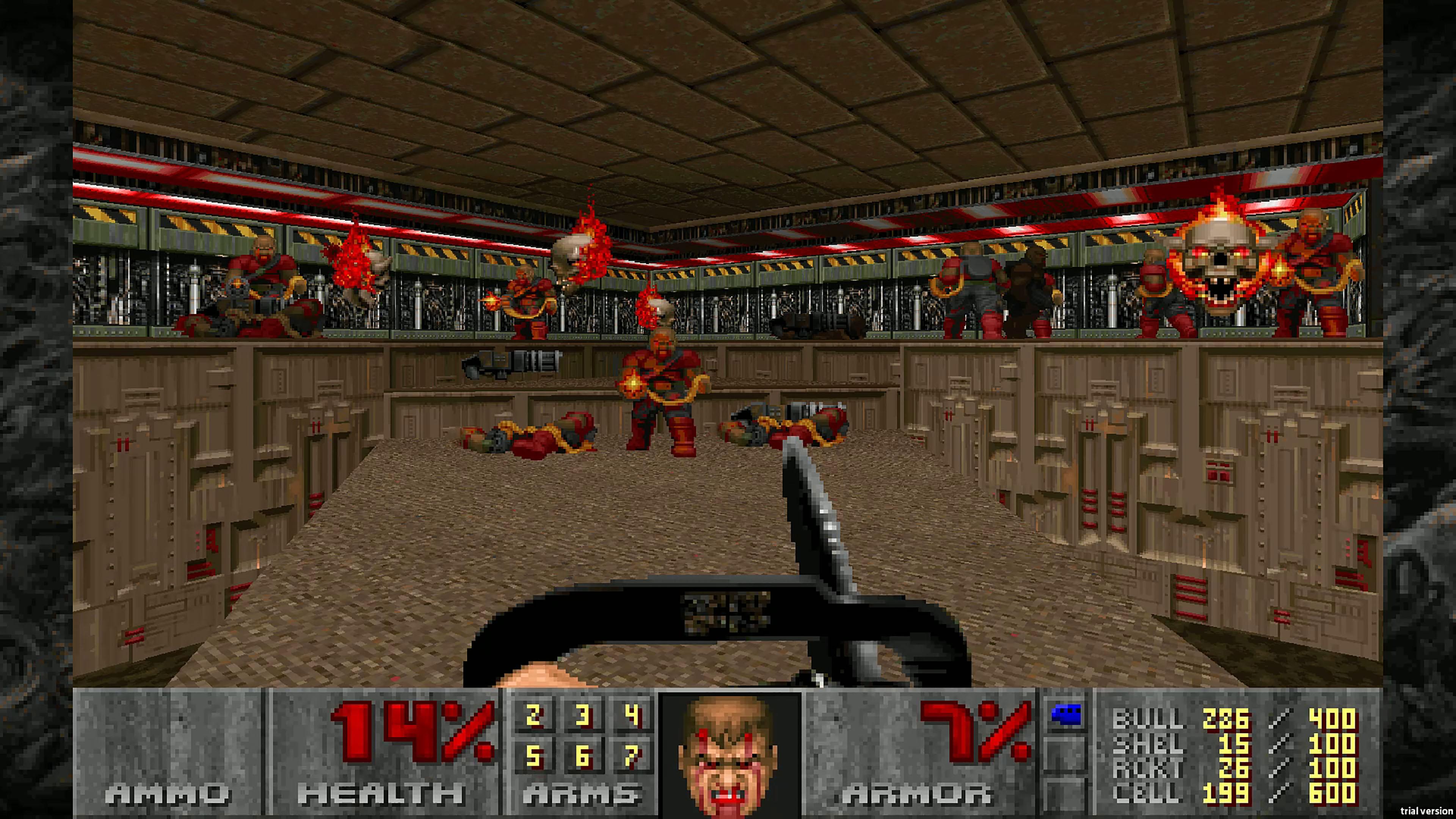 Скриншот №6 к DOOM Slayers Collection