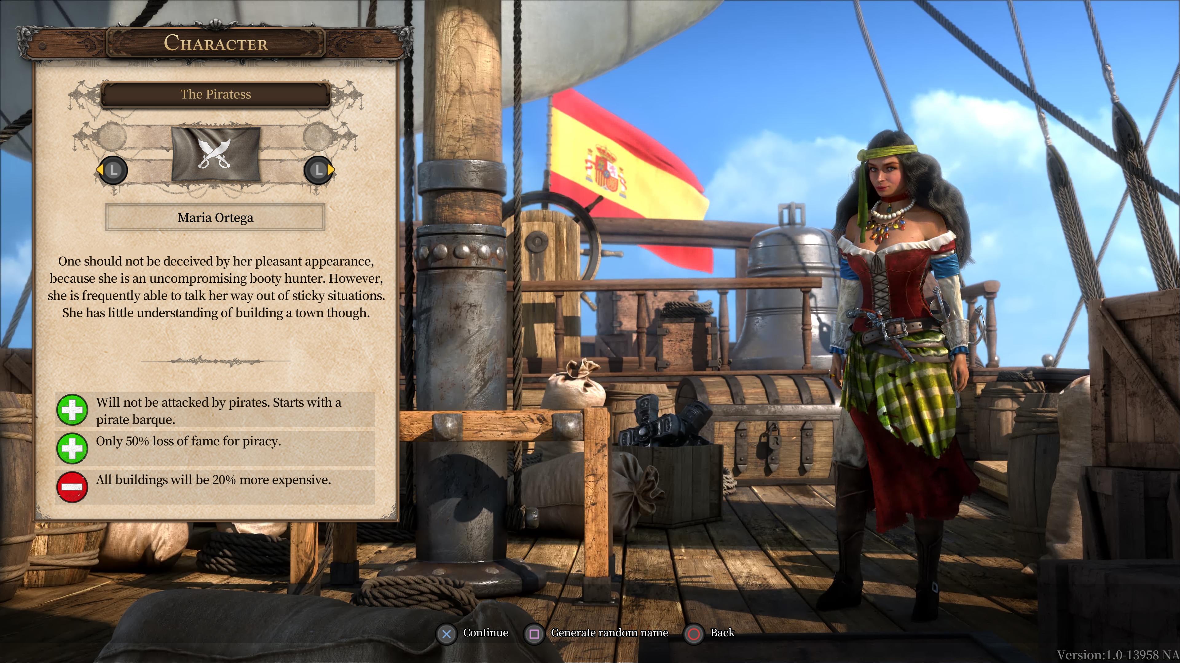Скриншот №6 к Port Royale 4