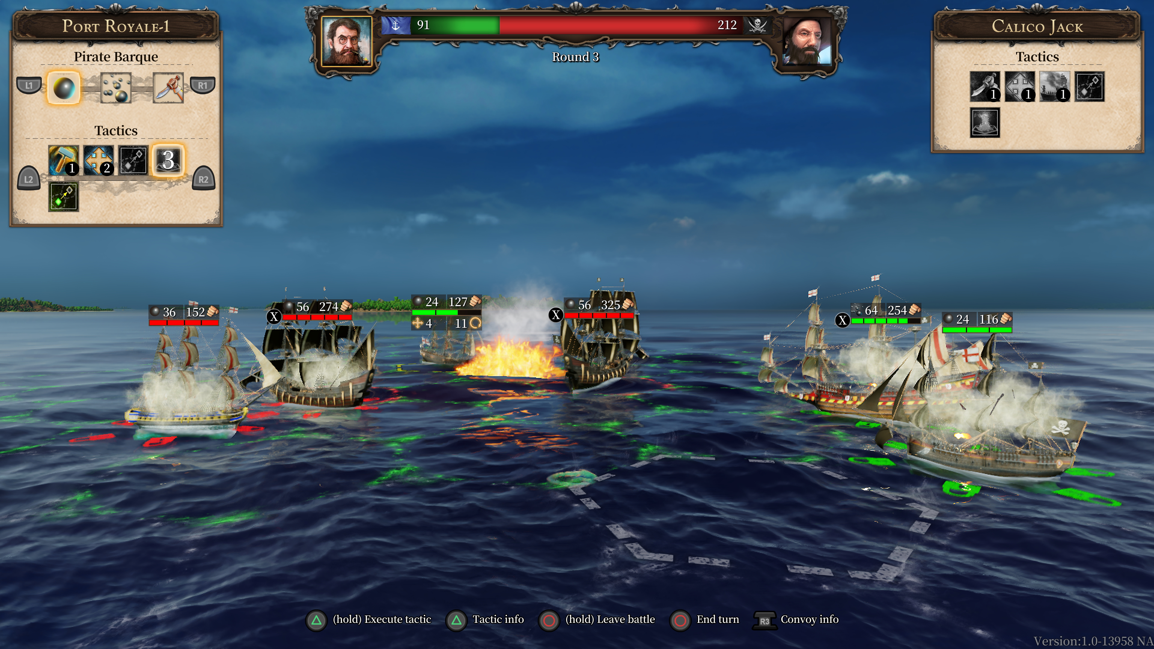 Скриншот №1 к Port Royale 4