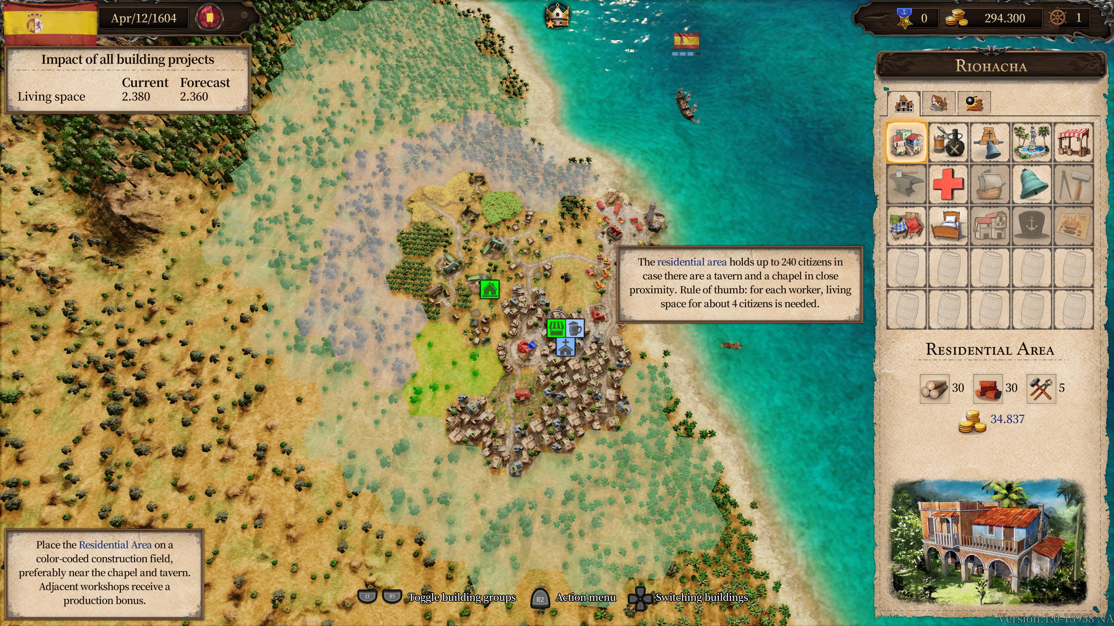 Скриншот №9 к Port Royale 4