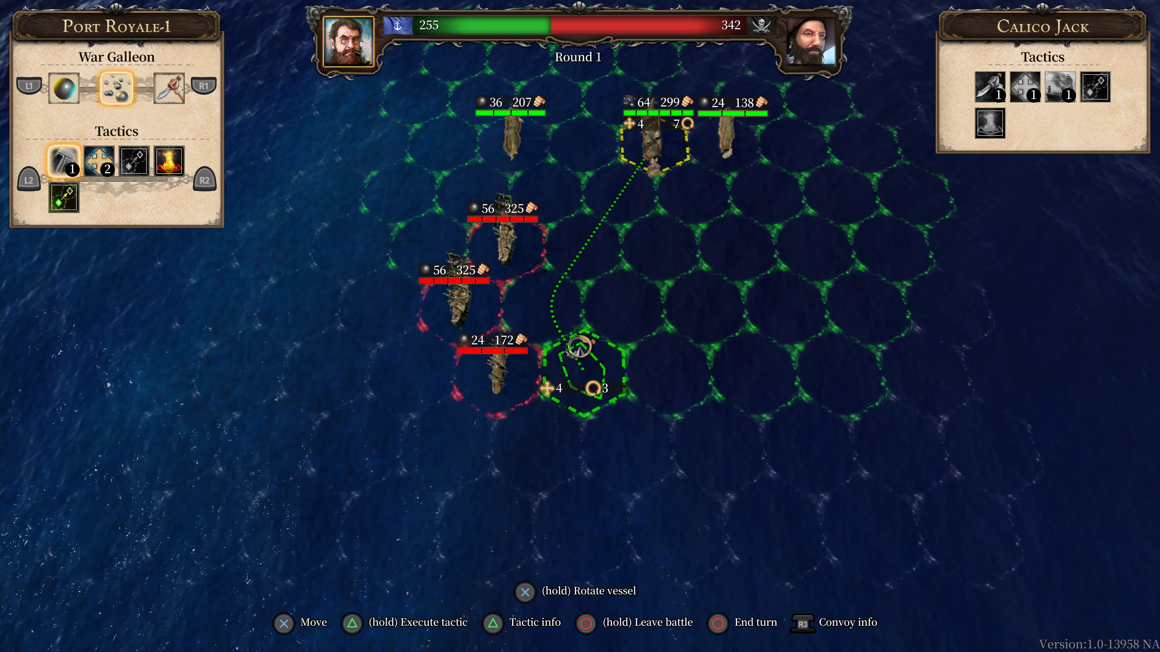 Скриншот №4 к Port Royale 4