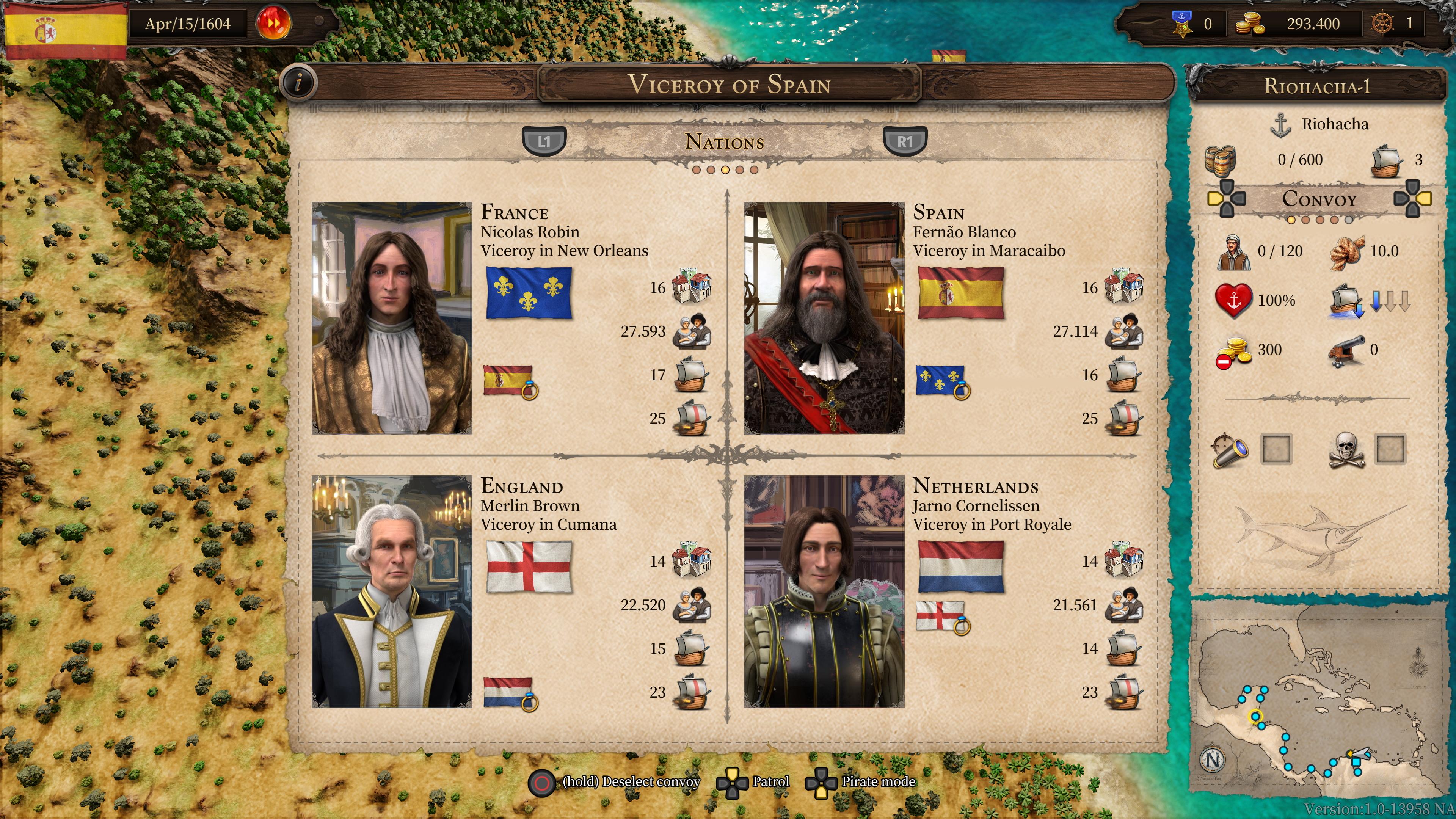 Скриншот №3 к Port Royale 4