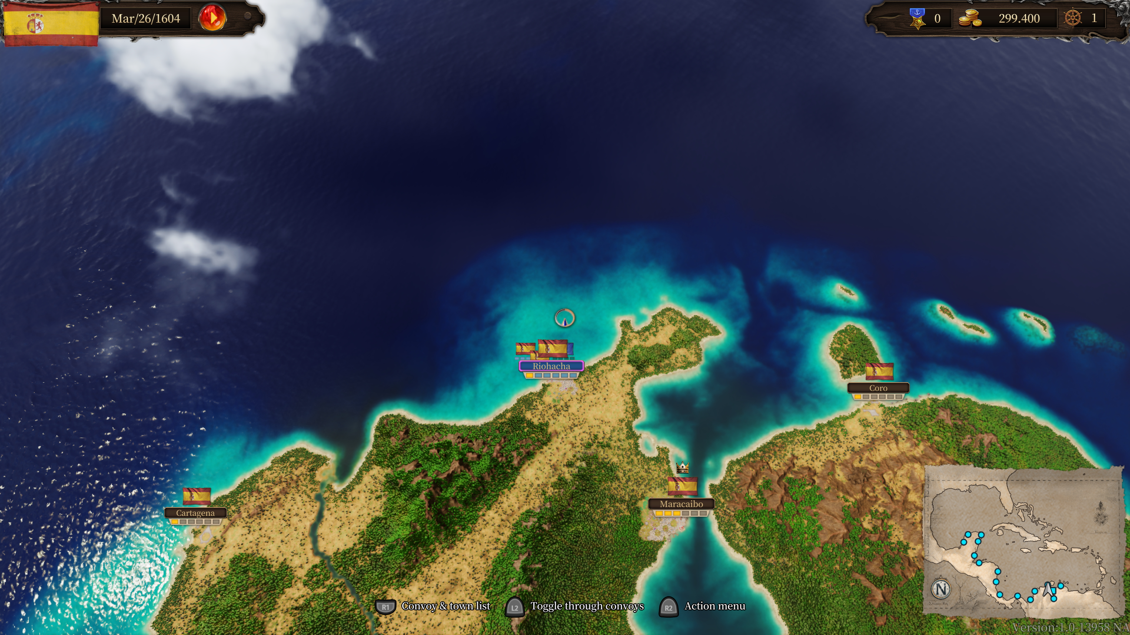Скриншот №8 к Port Royale 4