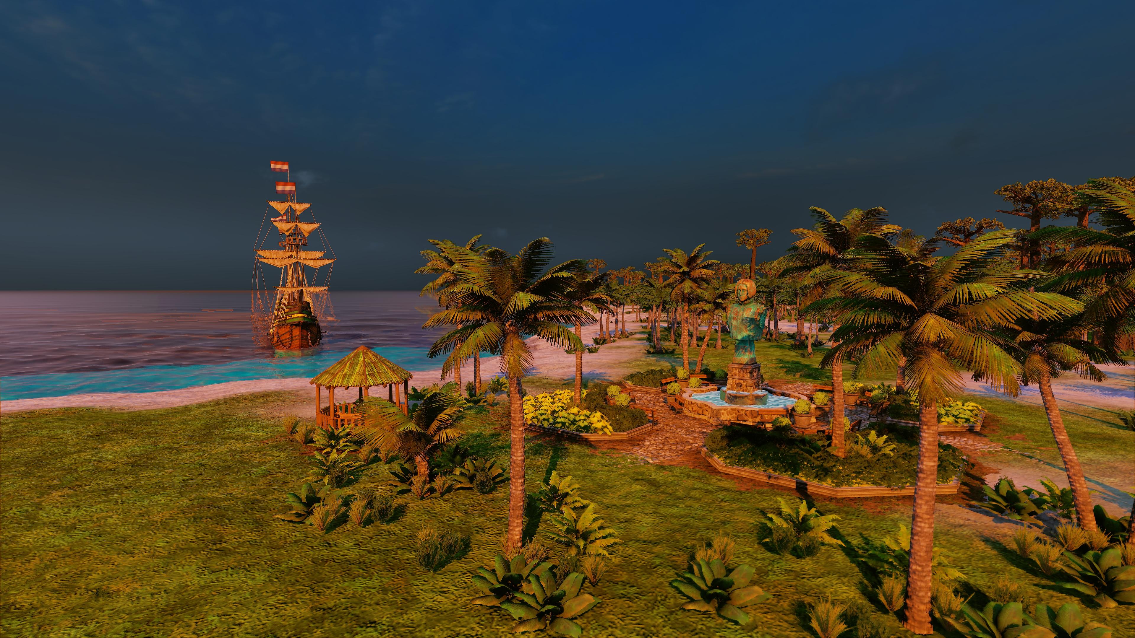 Скриншот №7 к Port Royale 4 - Extended Edition