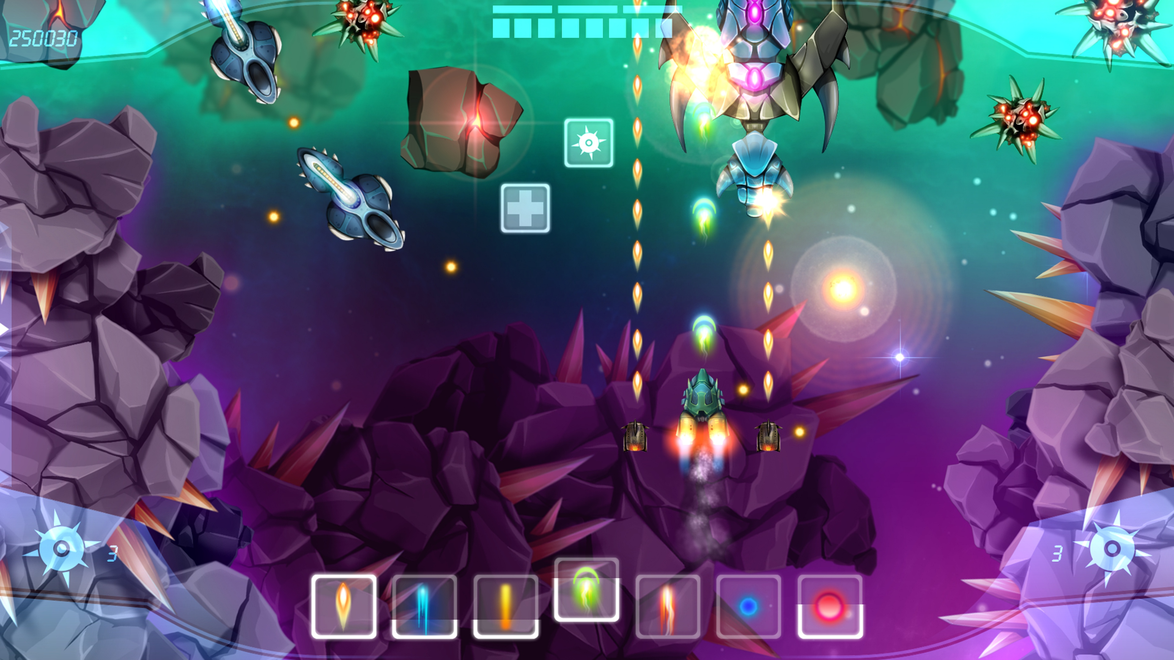 Aaero is a Trippy Rhythm-Action Game Perfectly Suited For