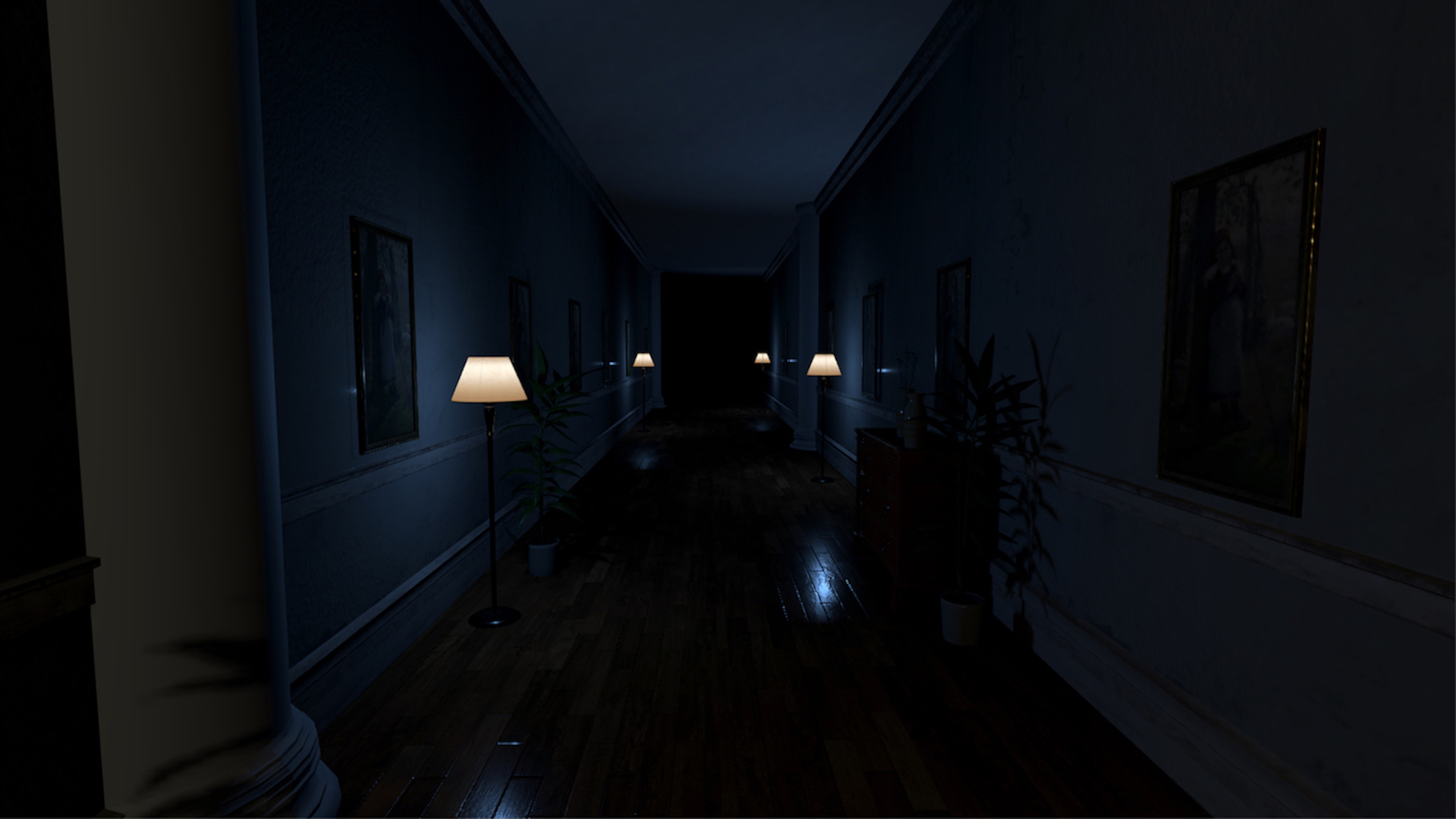 Скриншот №5 к Horror Adventure PS4 and PSVR Edition