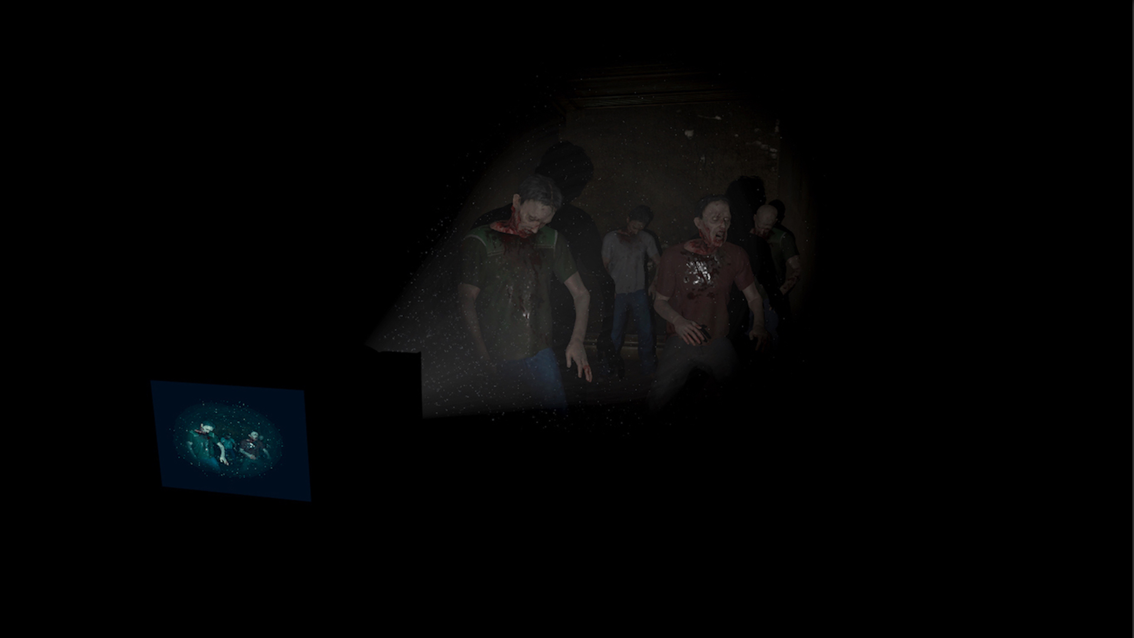 Скриншот №2 к Horror Adventure PS4 and PSVR Edition