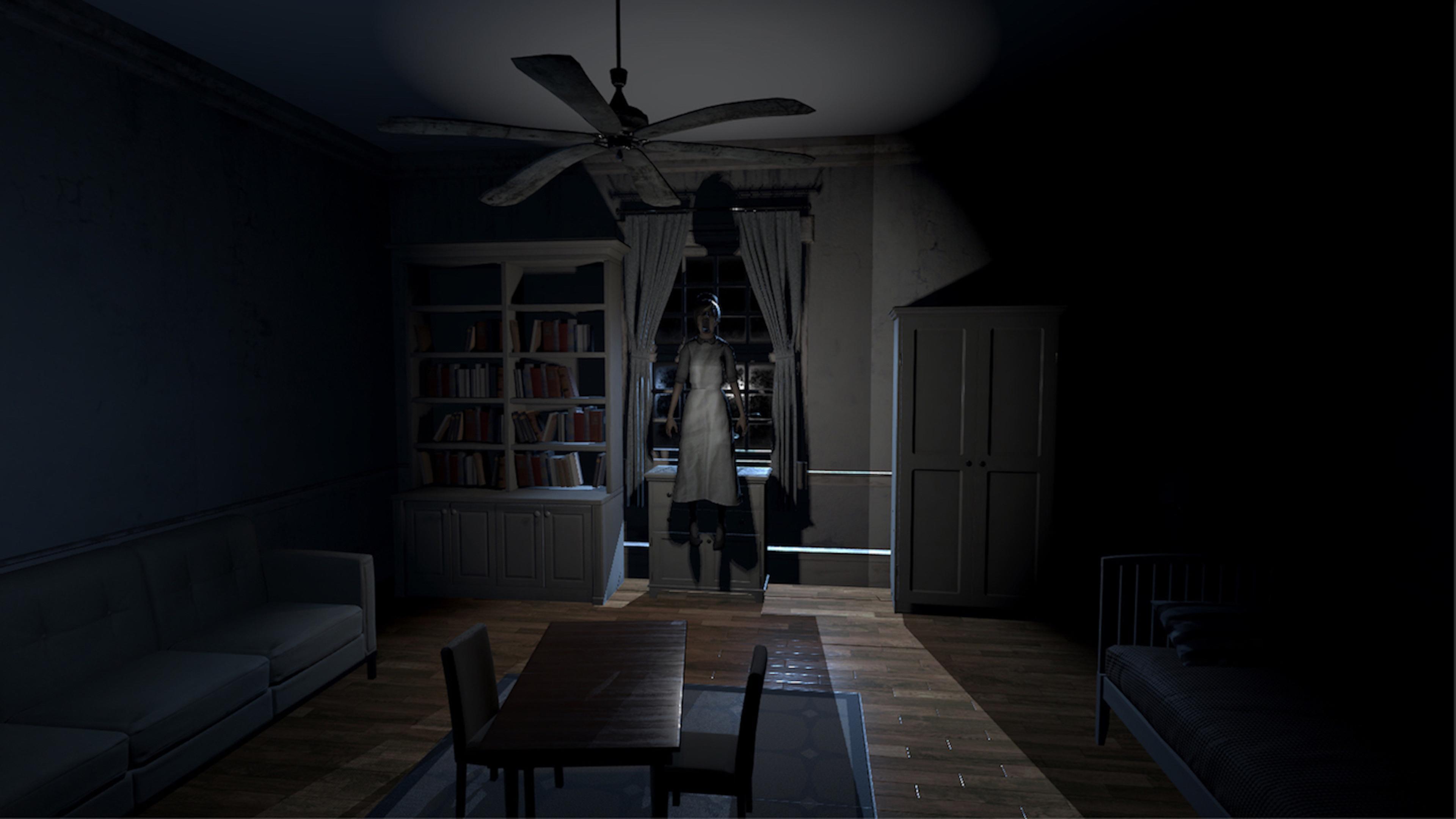 Скриншот №10 к Horror Adventure PS4 and PSVR Edition