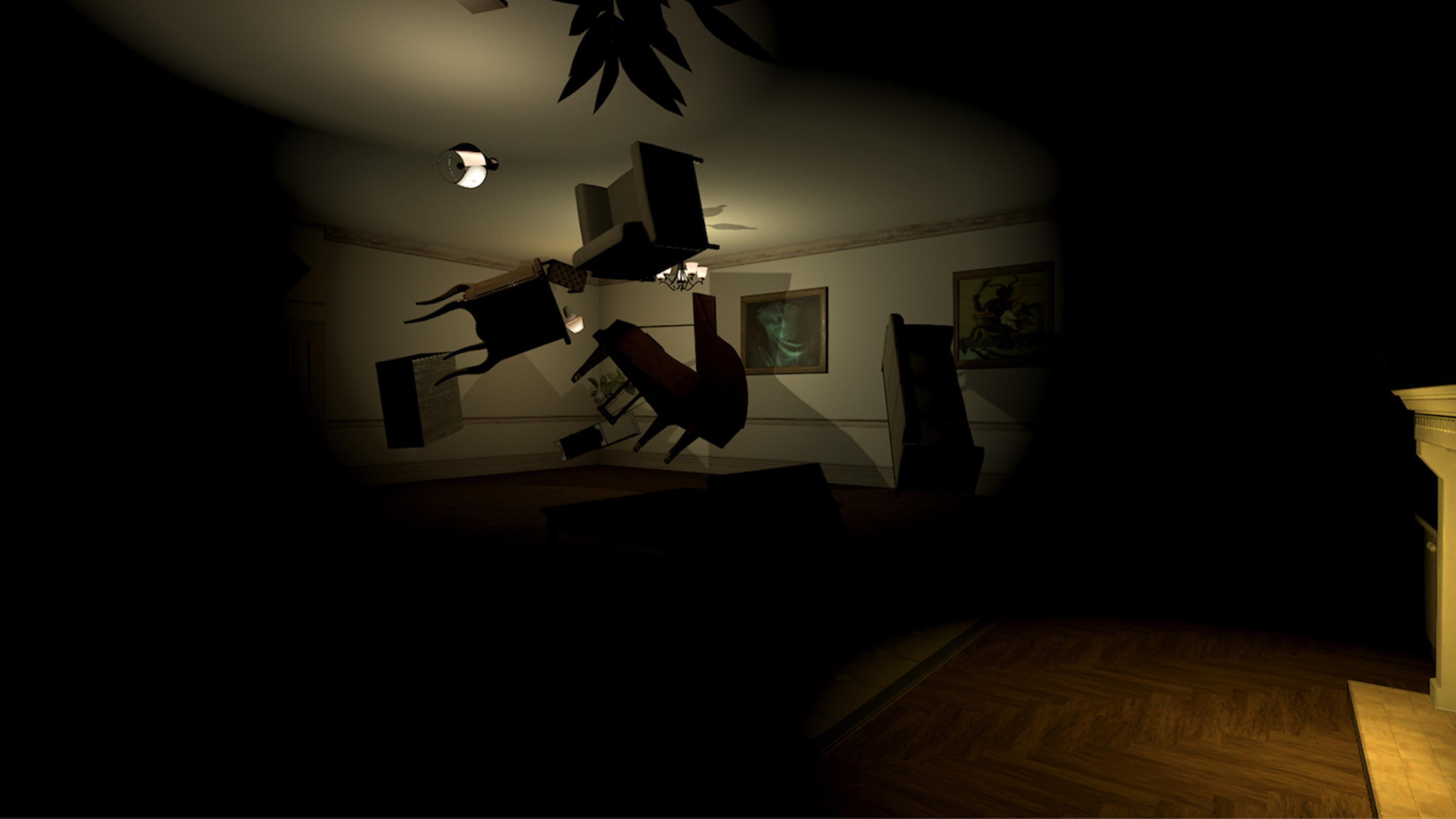 Скриншот №9 к Horror Adventure PS4 and PSVR Edition