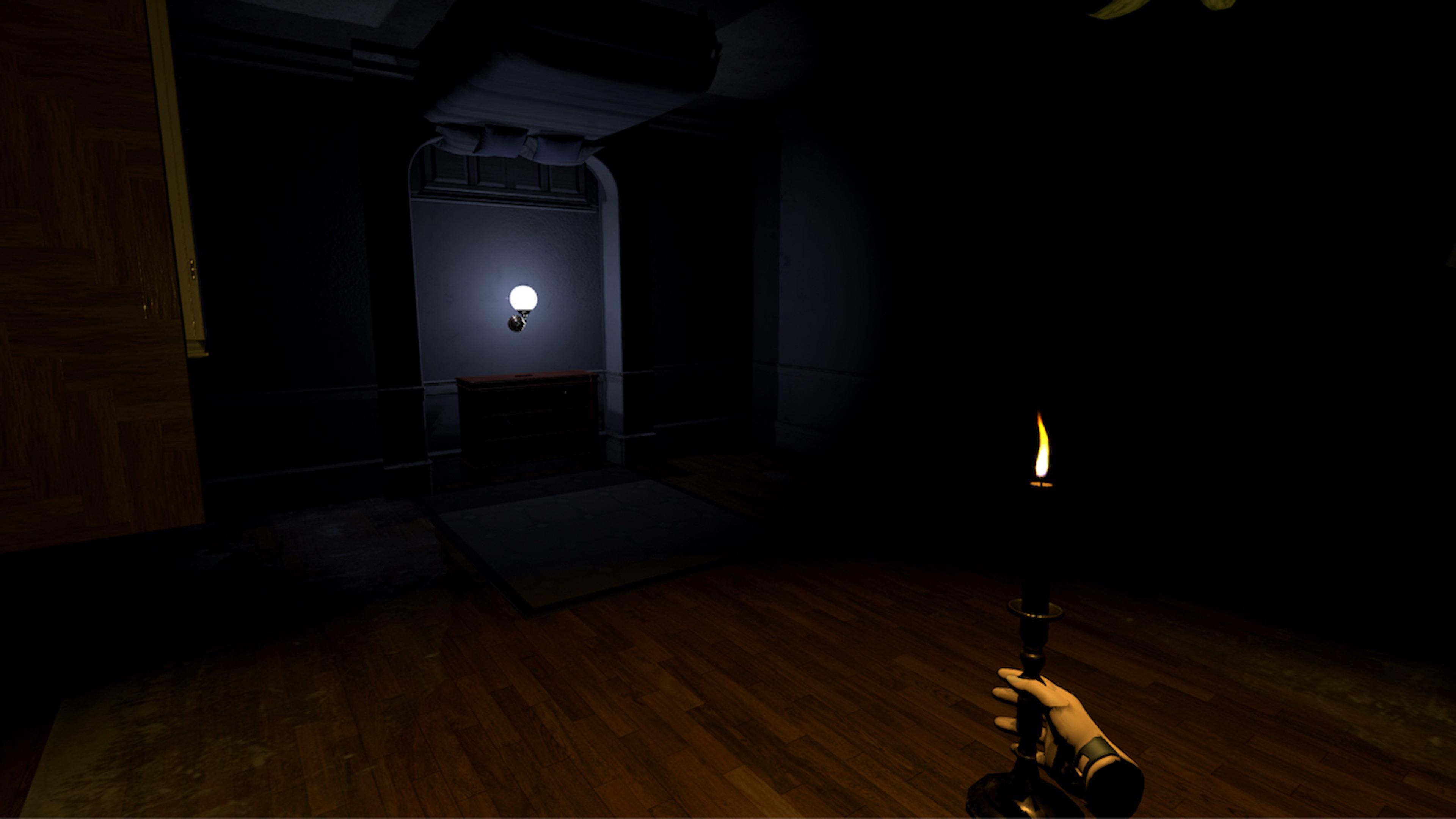 Скриншот №7 к Horror Adventure PS4 and PSVR Edition