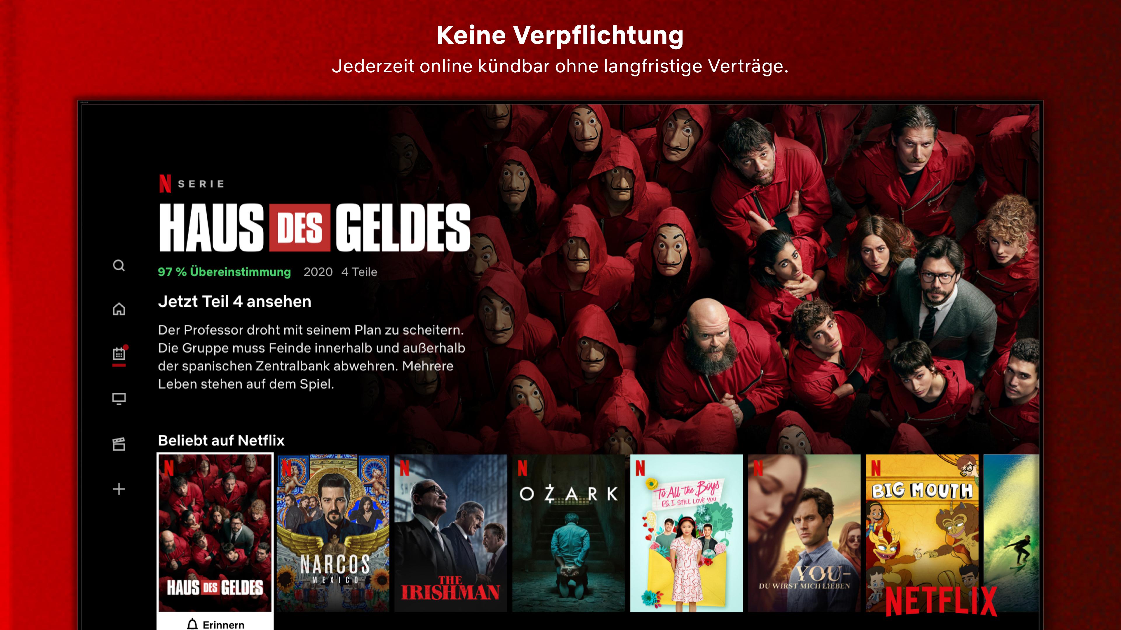 Netflix Bewertung