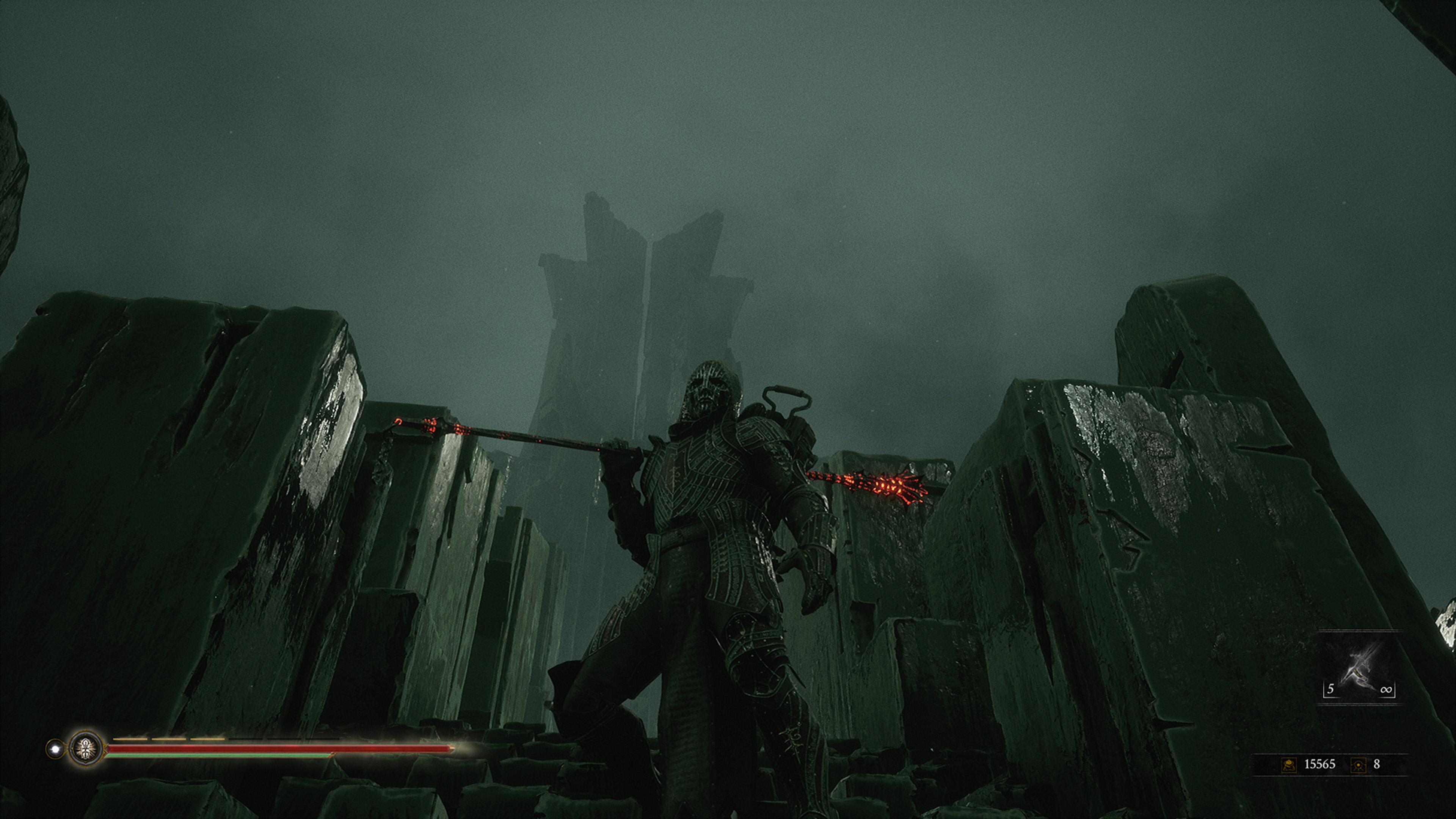 Скриншот №1 к Mortal Shell