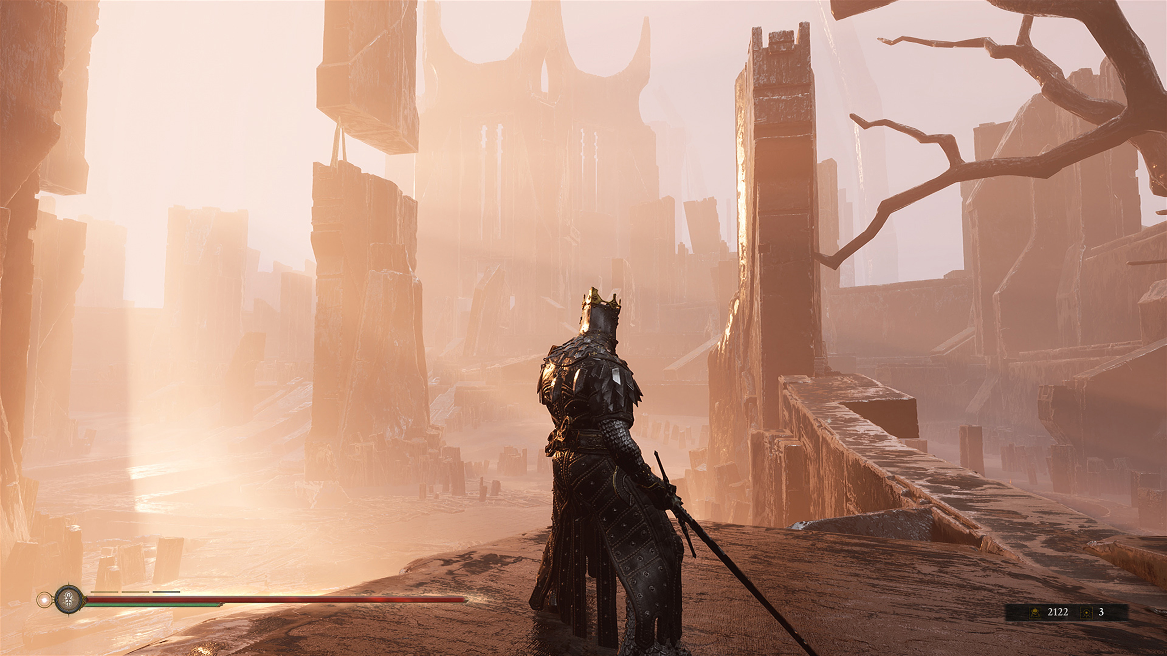 Скриншот №2 к Mortal Shell