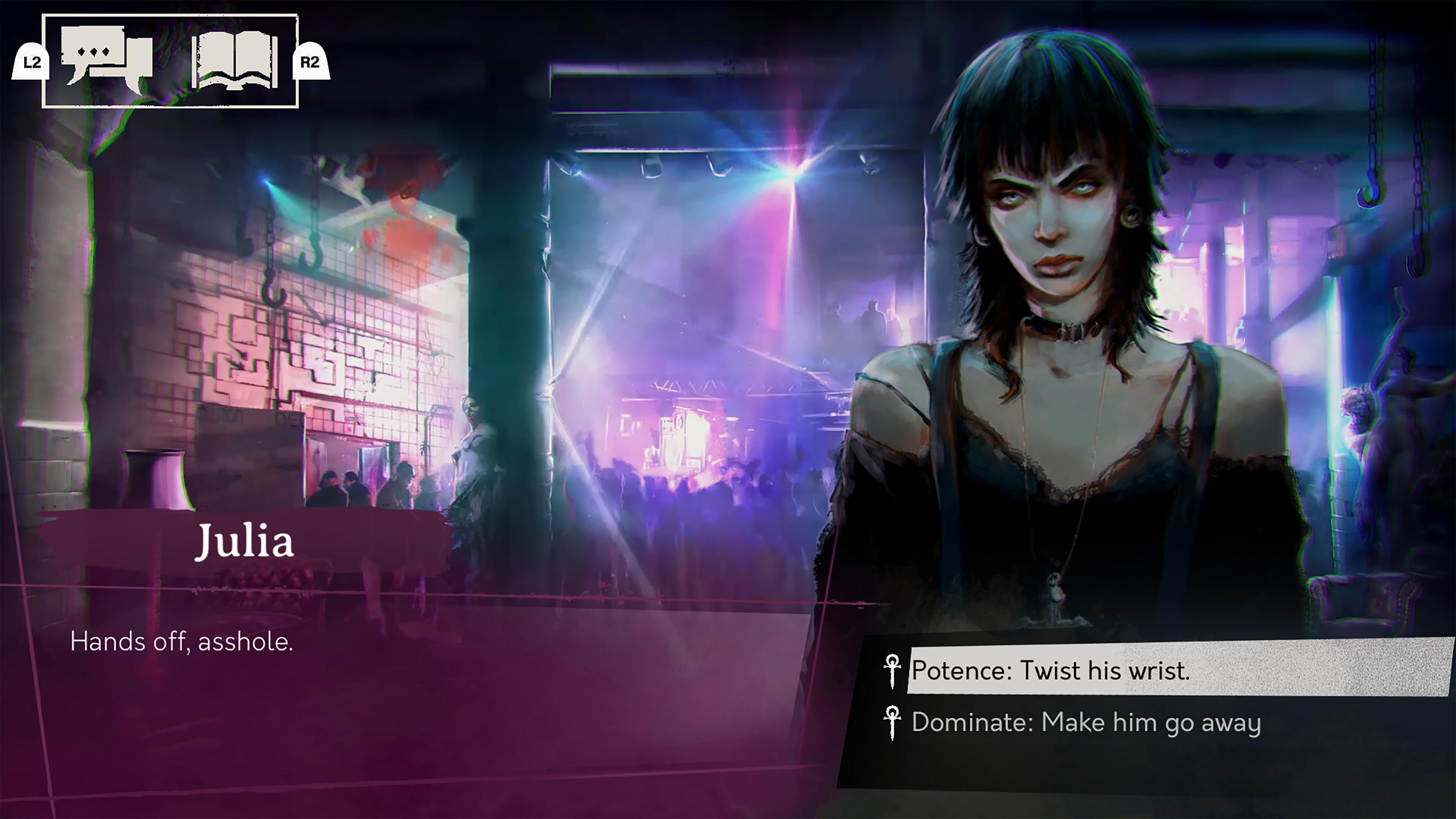 Скриншот №4 к Vampire The Masquerade - Shadows of New York