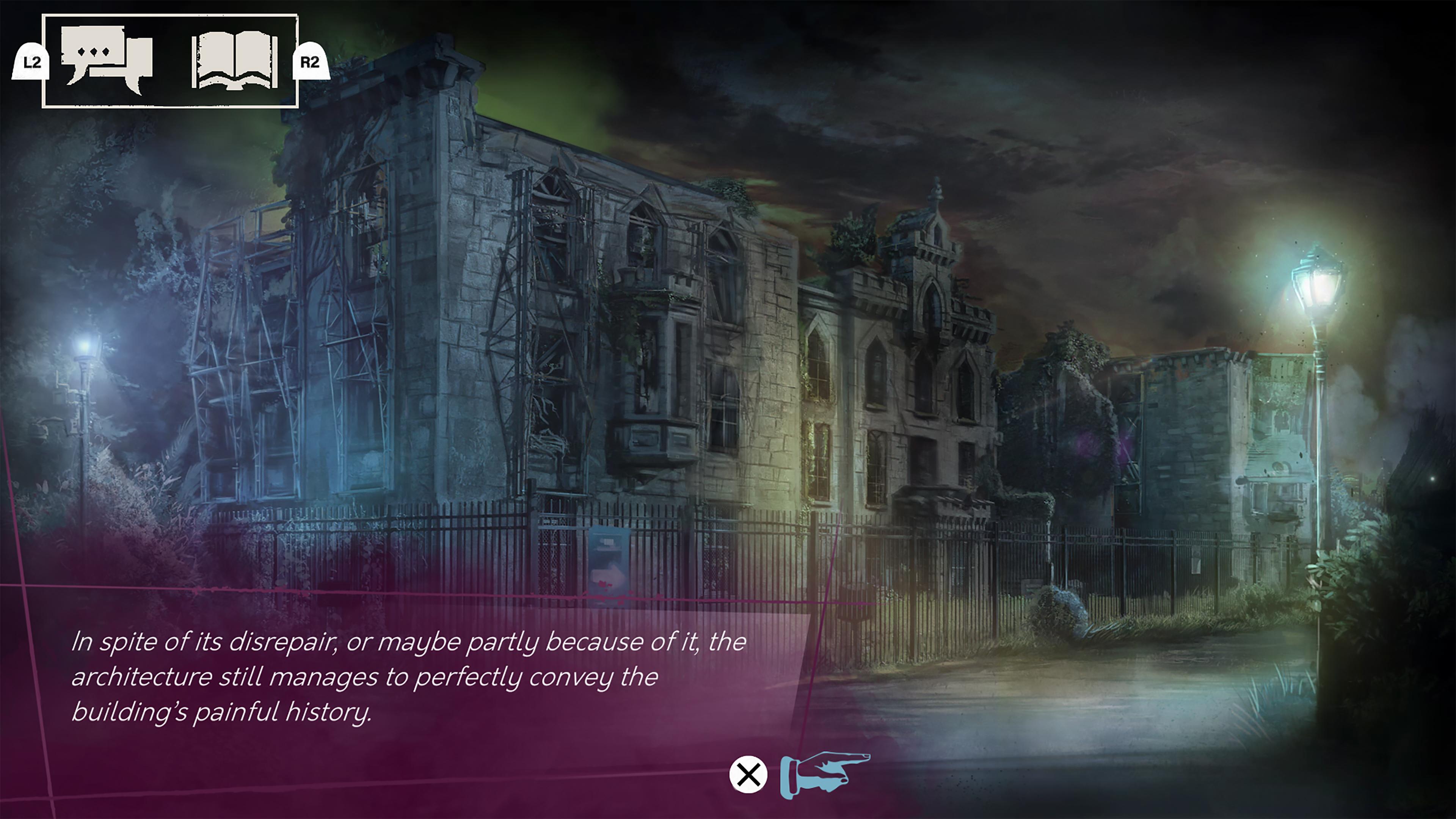 Скриншот №7 к Vampire The Masquerade - Shadows of New York