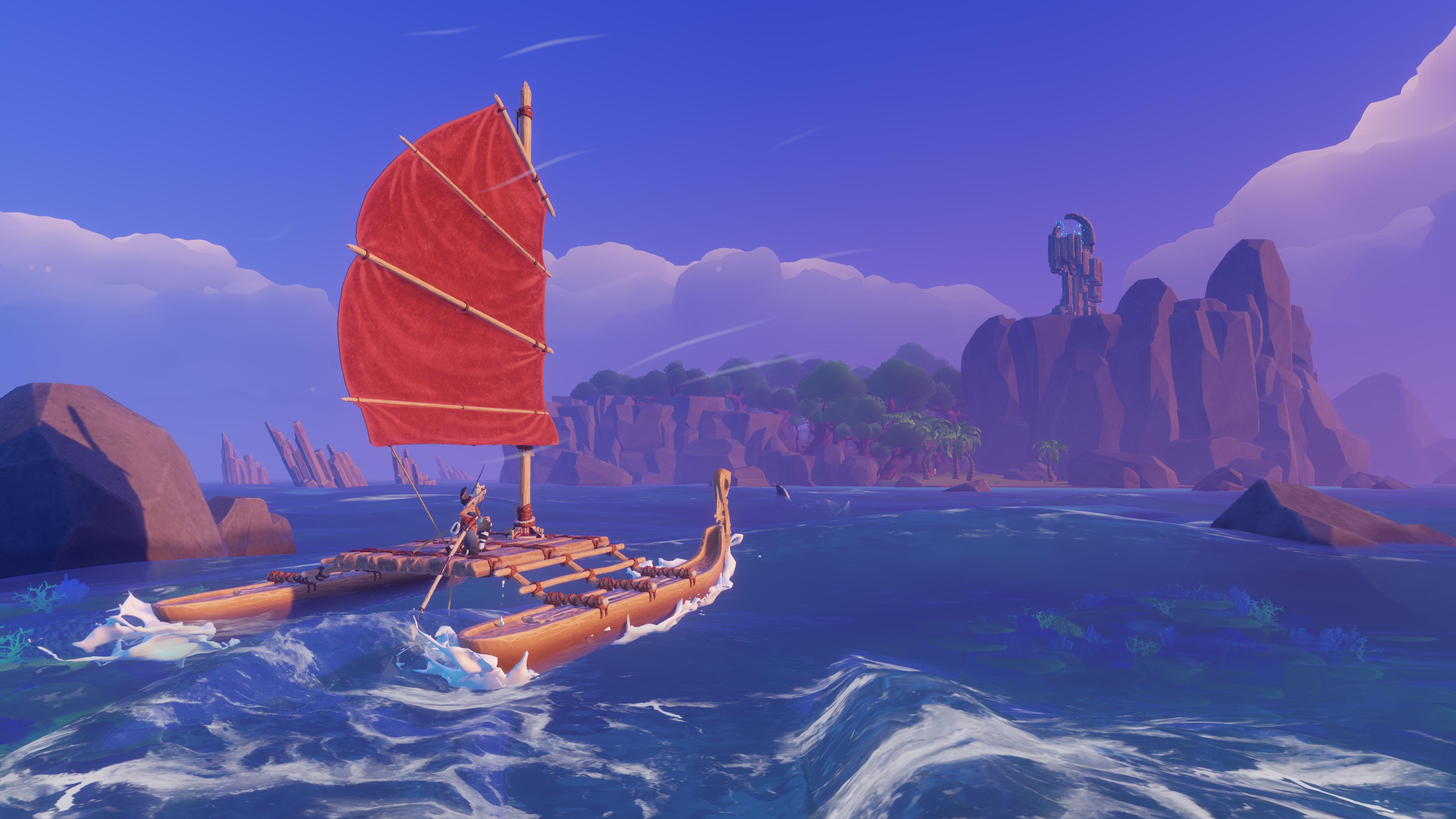 Скриншот №1 к Windbound
