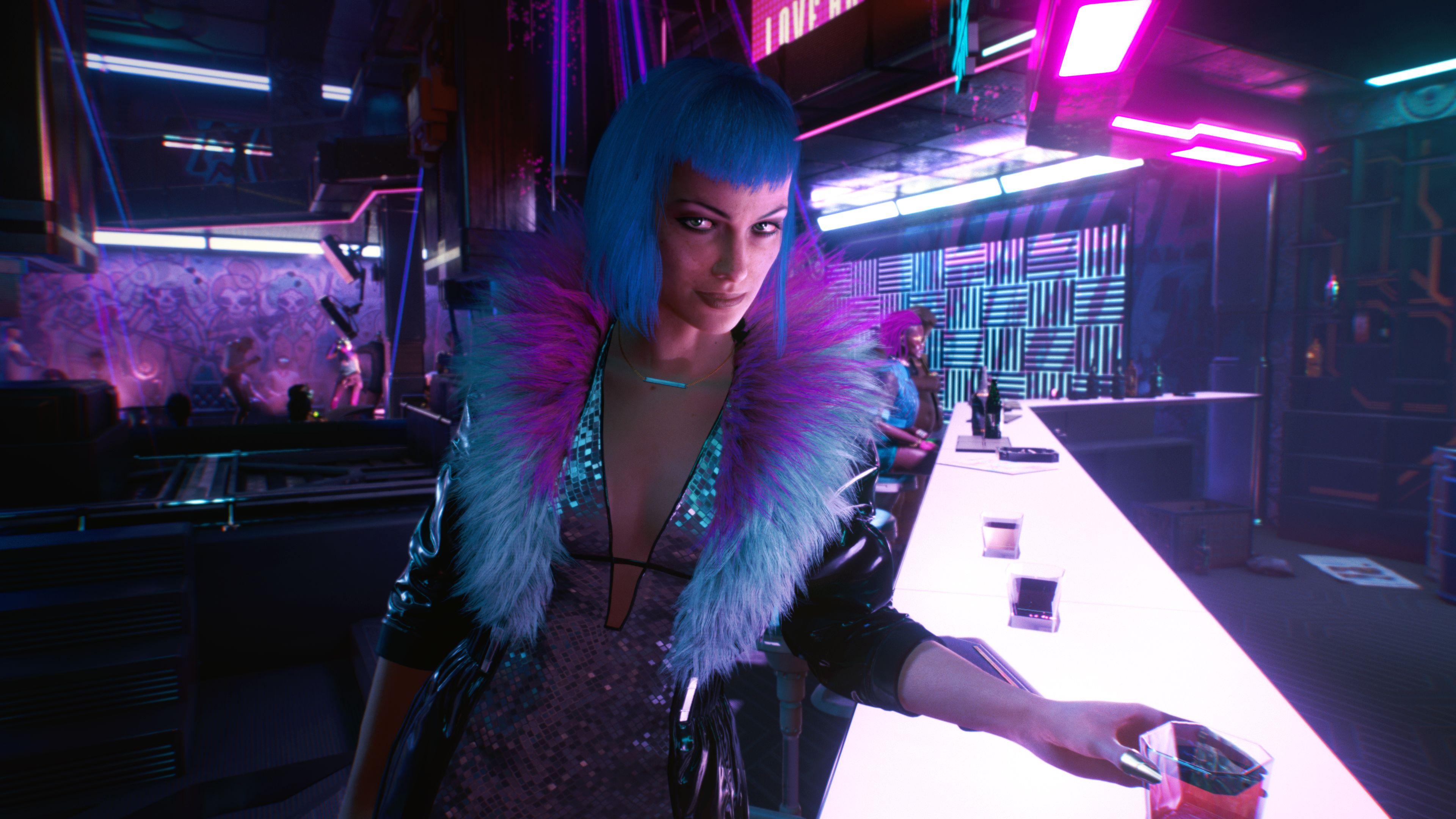 Скриншот №3 к Cyberpunk 2077