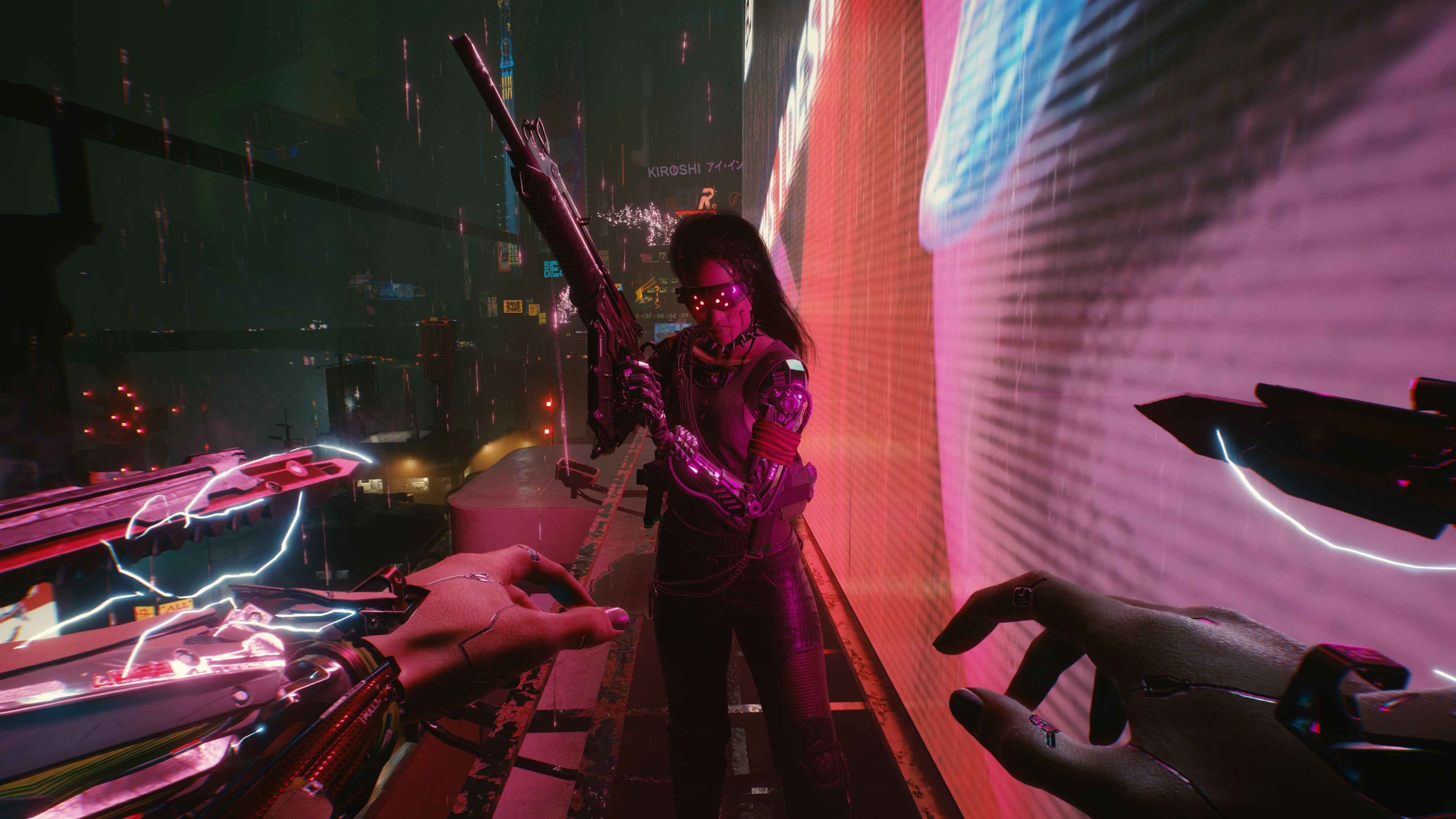 Скриншот №8 к Cyberpunk 2077