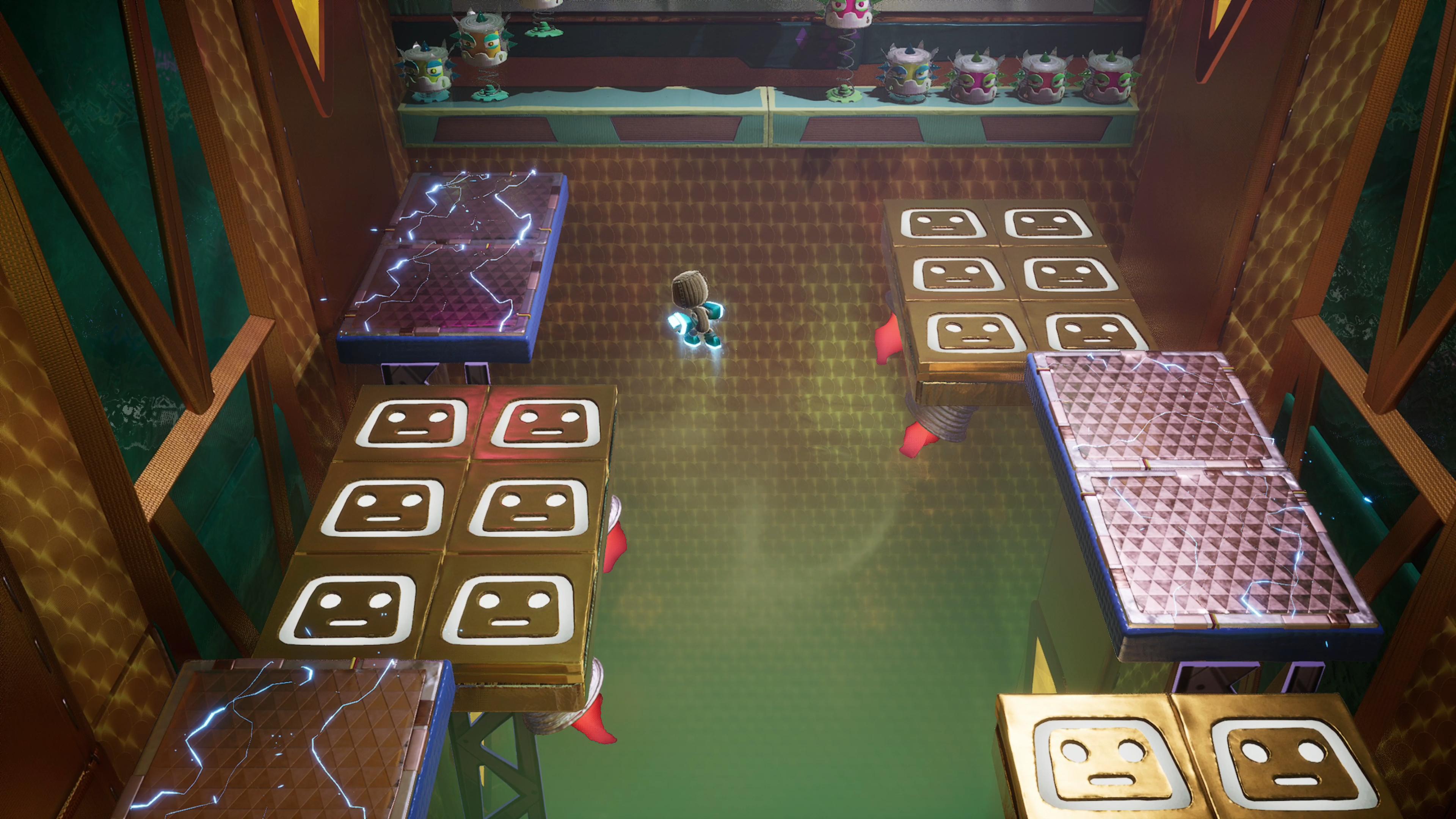 Скриншот №5 к Цифровое расширенное издание Sackboy A Big Adventure PS4 and PS5