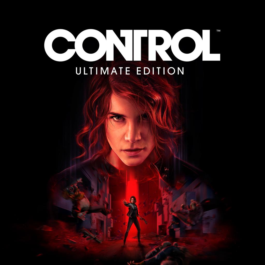 Полное издание Control