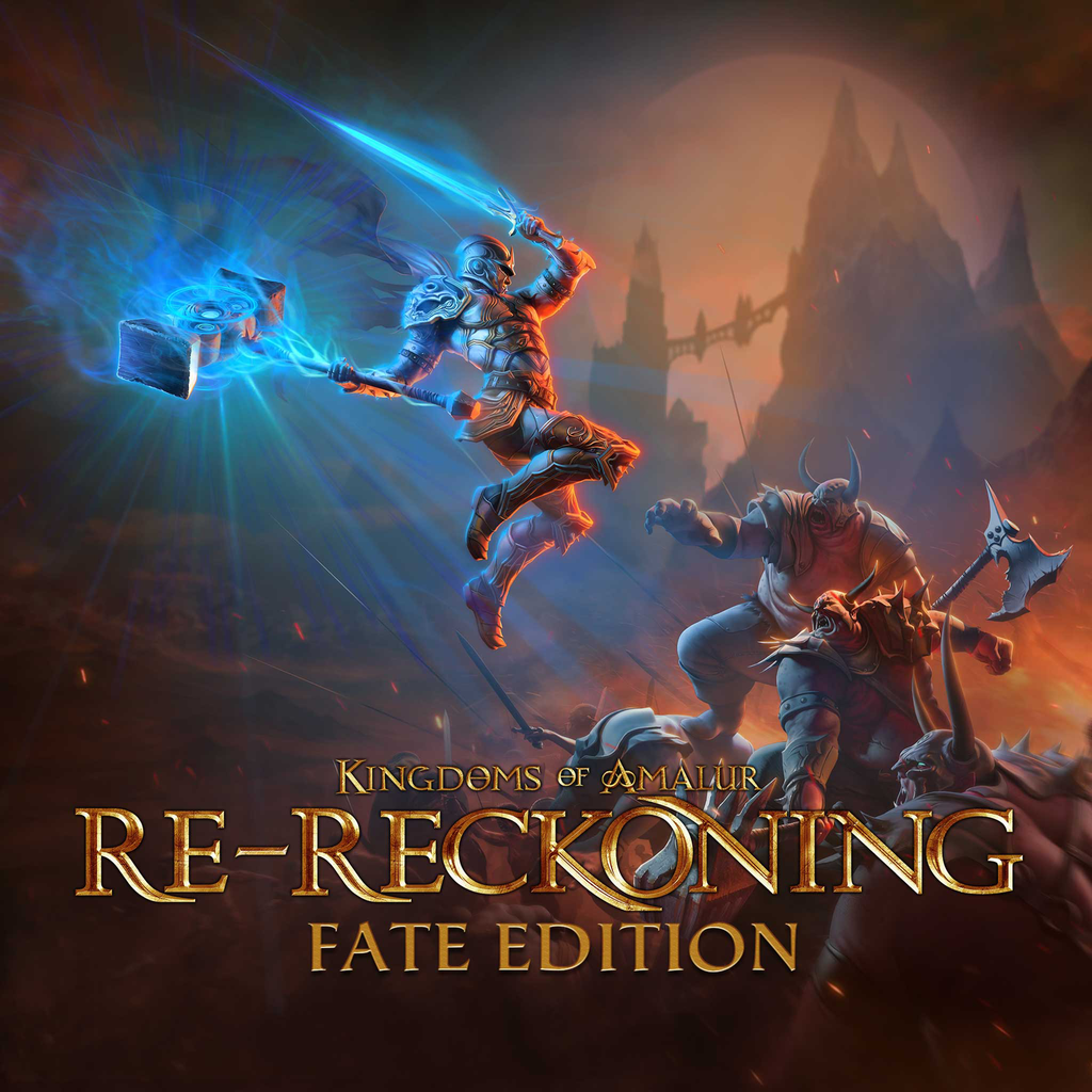 Kingdoms of Amalur: Re-Reckoning - Fate Edition PS4 Price ...