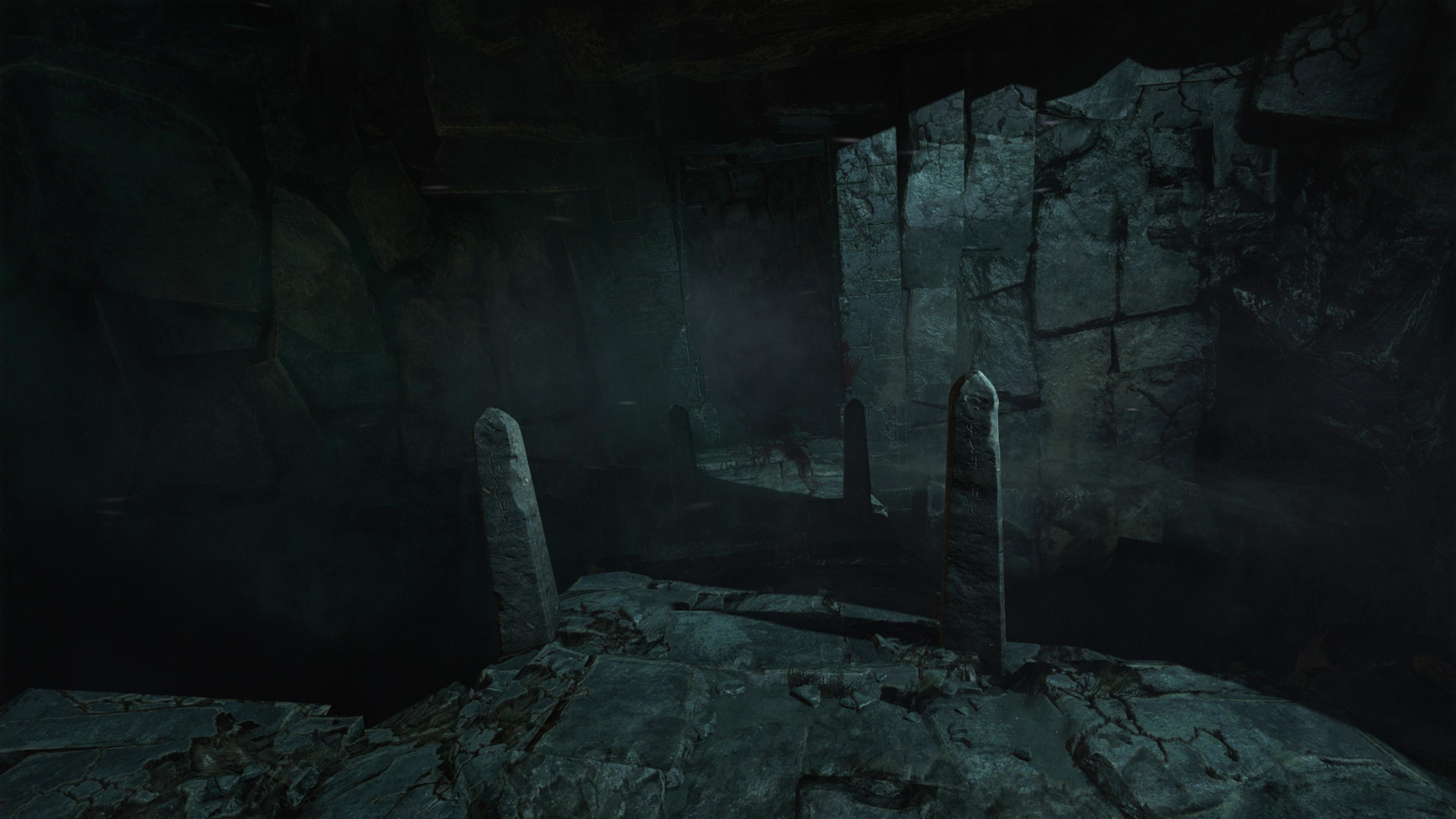 Скриншот №1 к Amnesia Rebirth