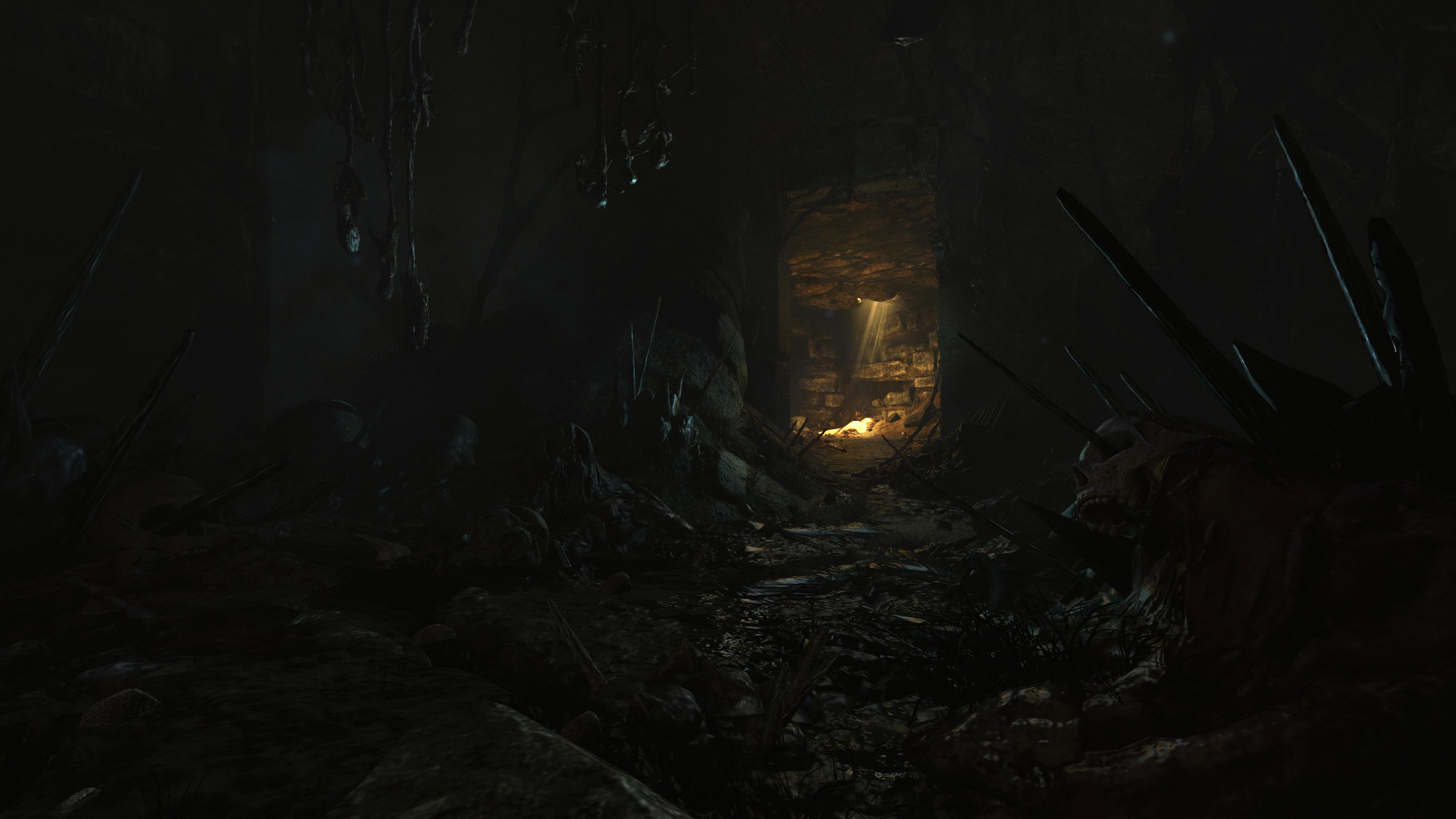 Скриншот №3 к Amnesia Rebirth