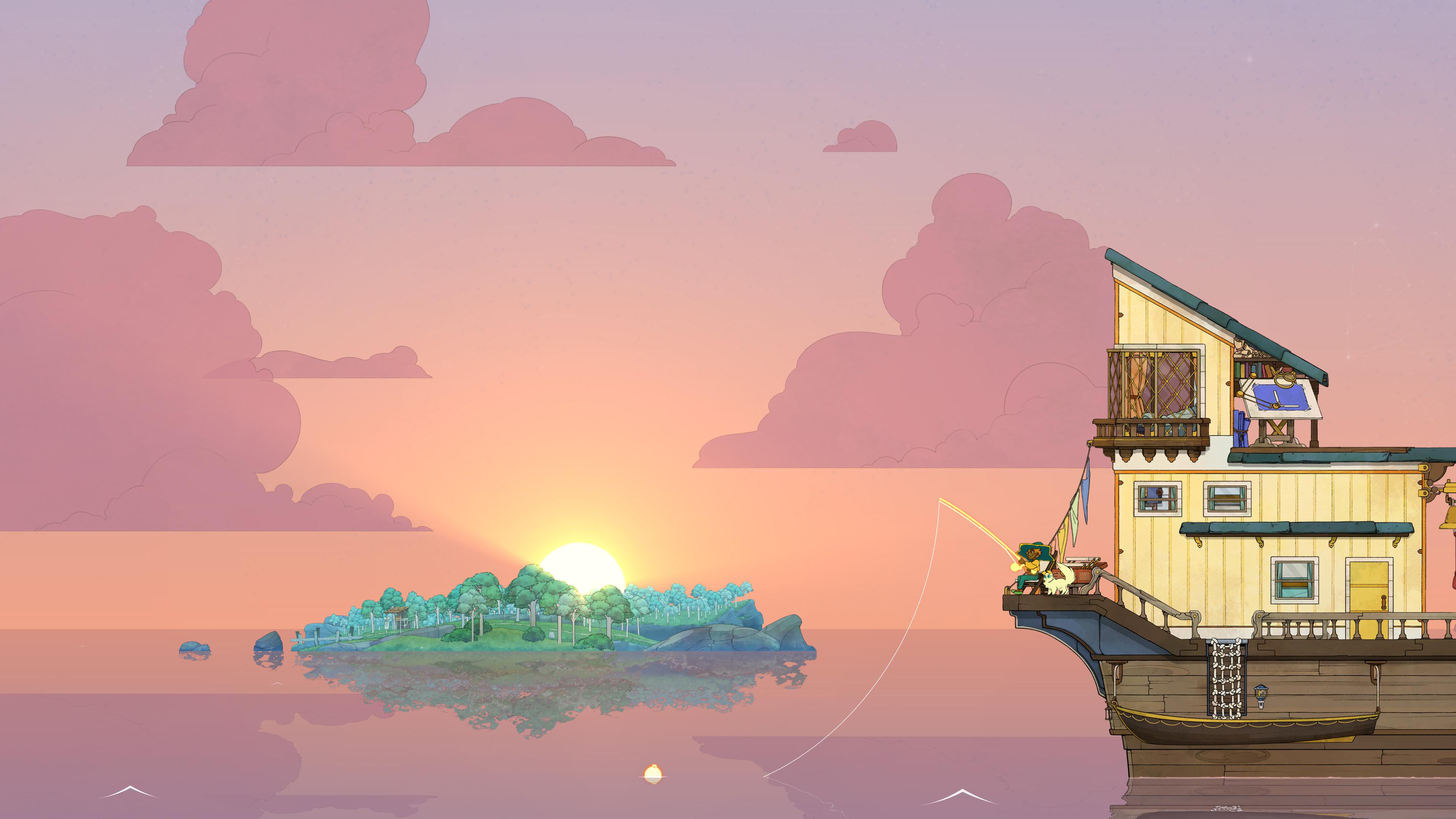 Скриншот №4 к Spiritfarer
