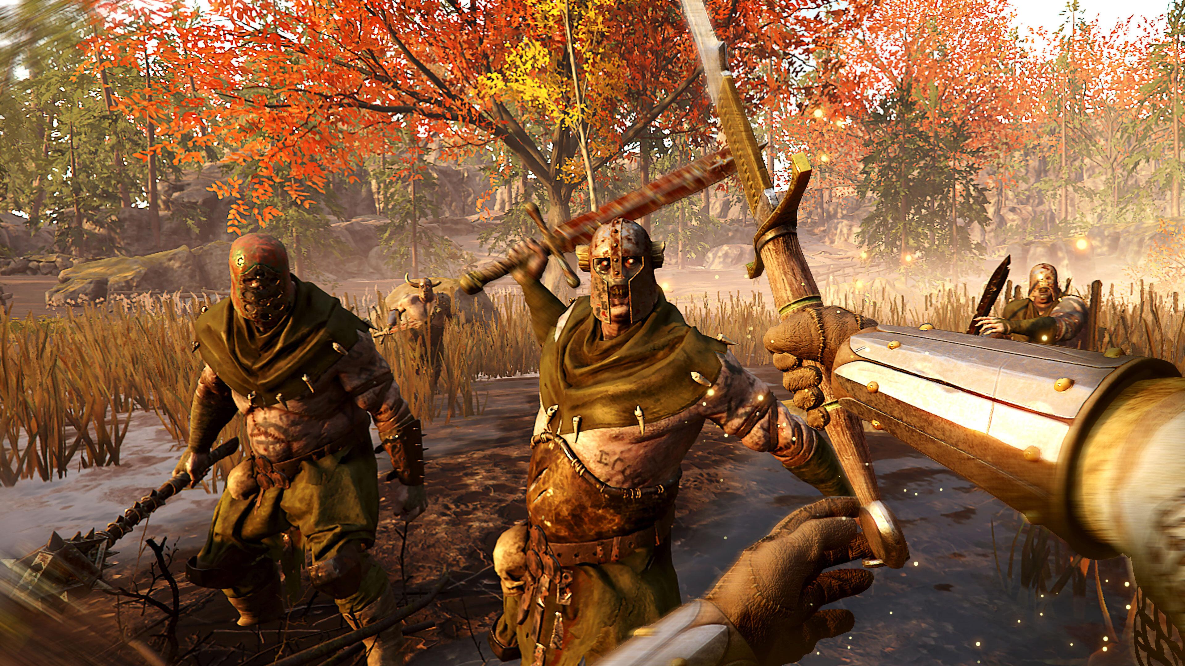 Скриншот №2 к Warhammer Vermintide 2 - Grail Knight