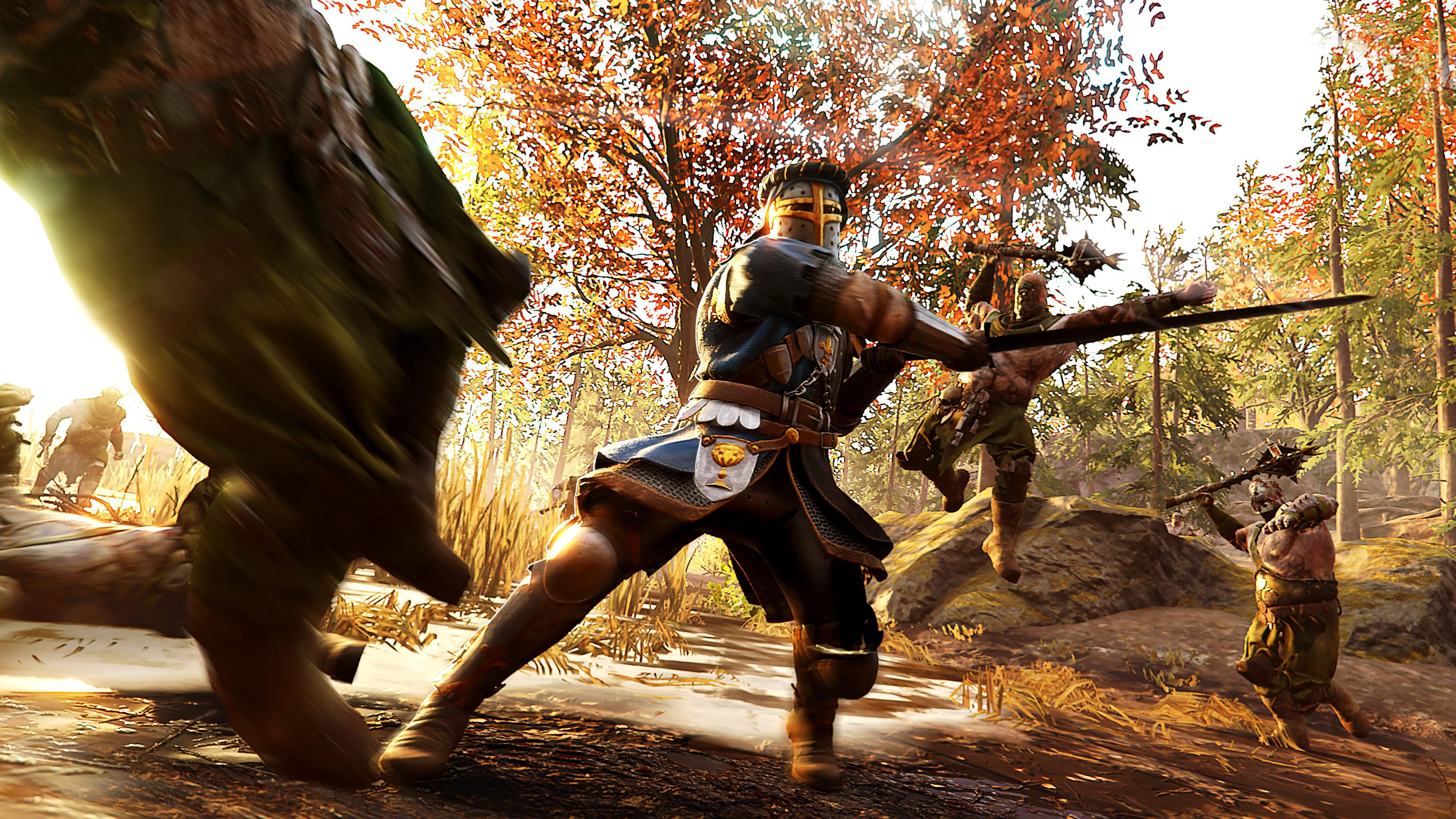 Скриншот №3 к Warhammer Vermintide 2 - Grail Knight