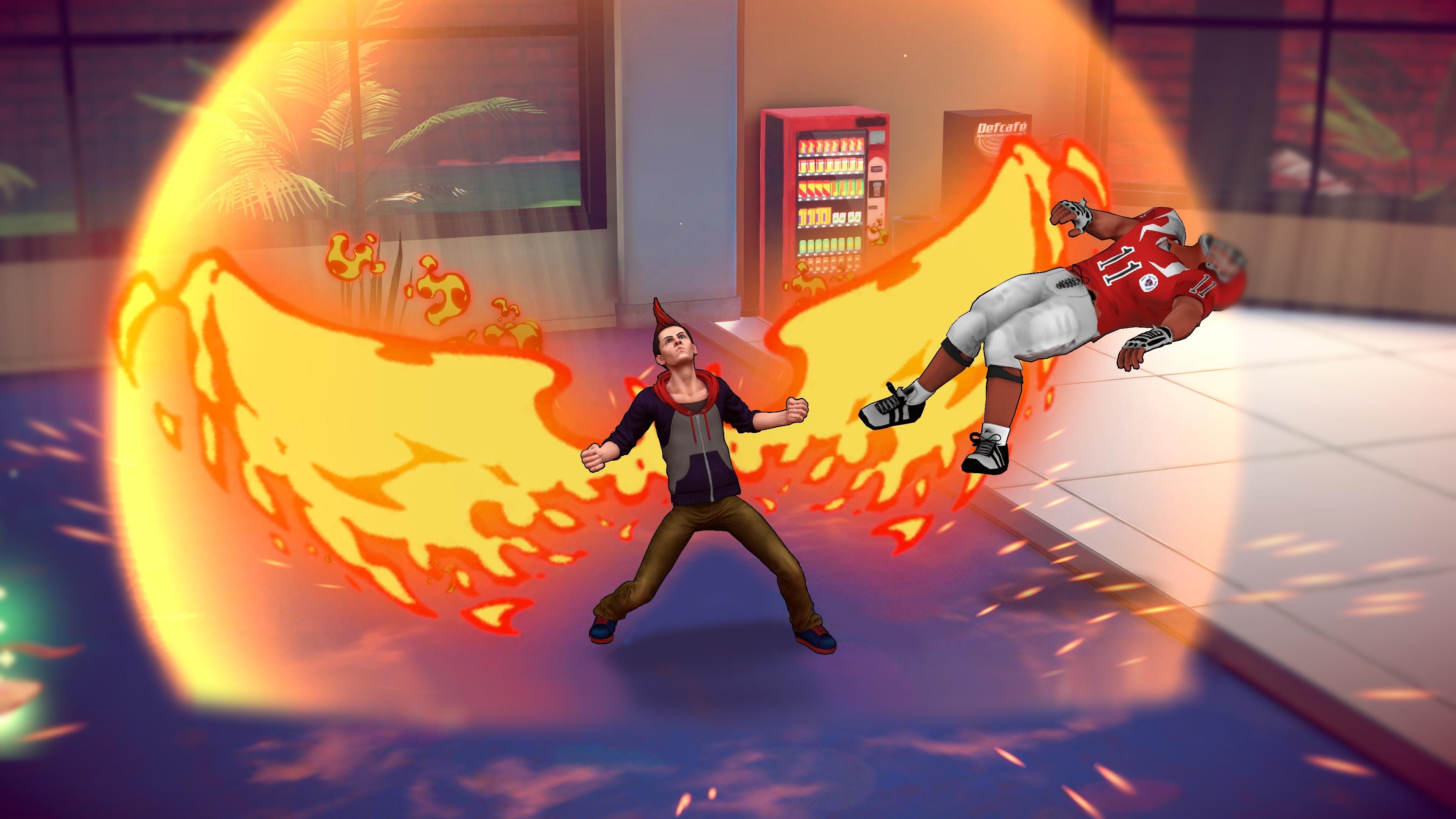 Скриншот №1 к Cobra Kai The Karate Kid Saga Continues
