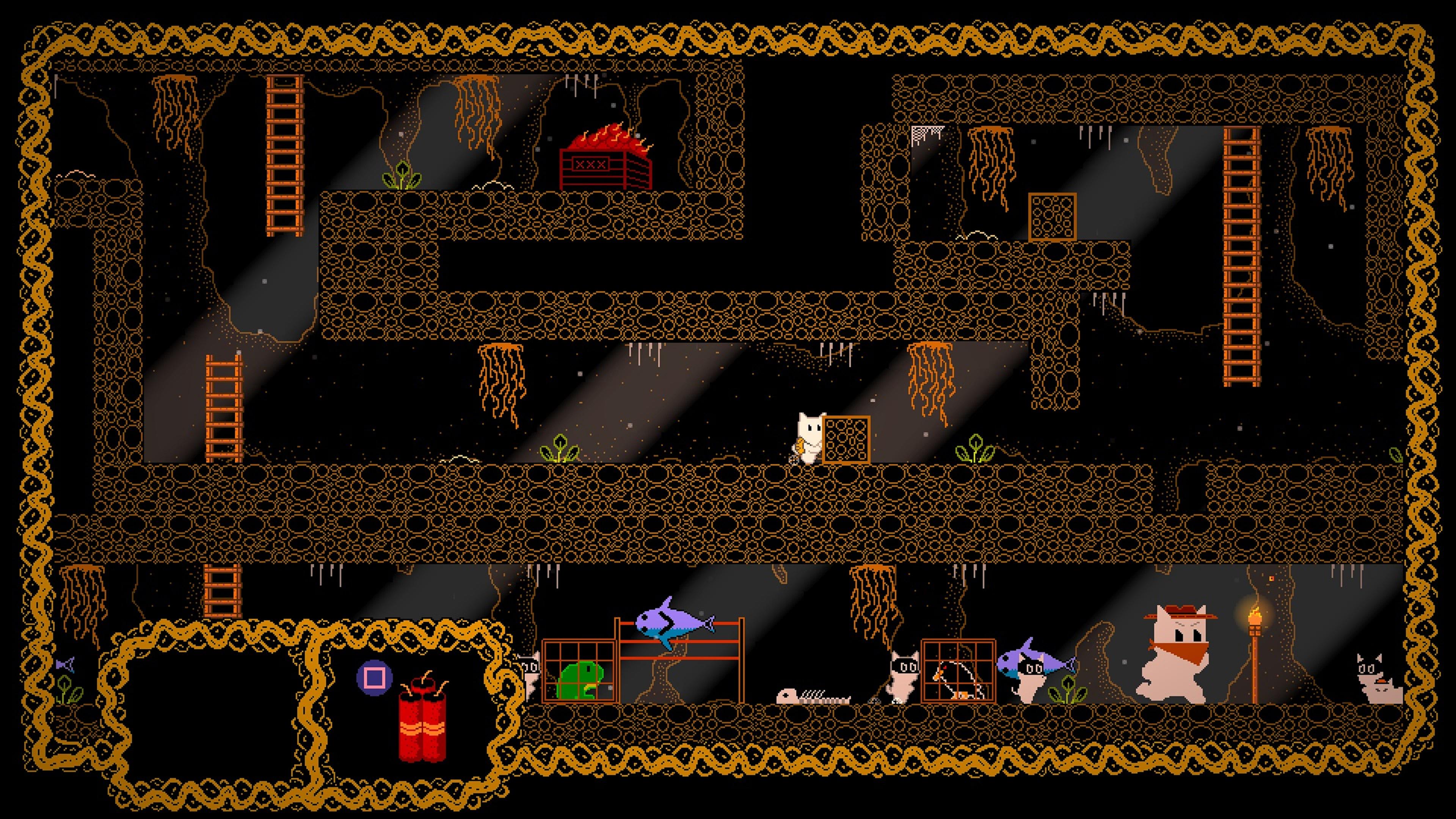 Скриншот №2 к The Explorer of Night