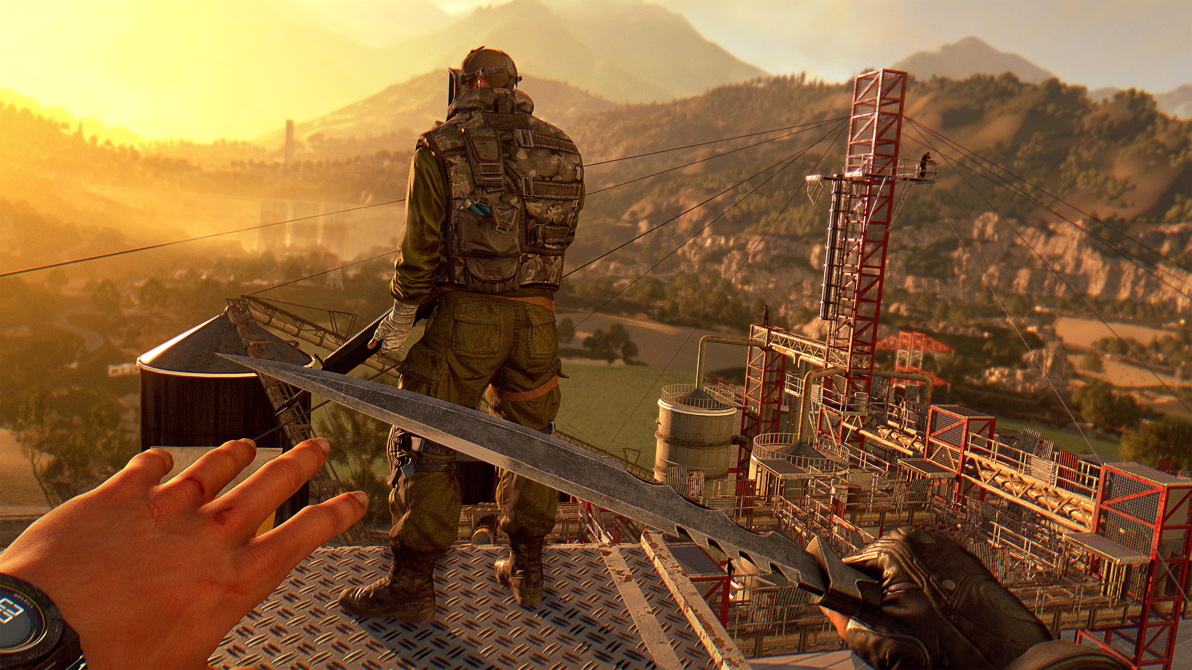 Скриншот №3 к Dying Light Anniversary Edition