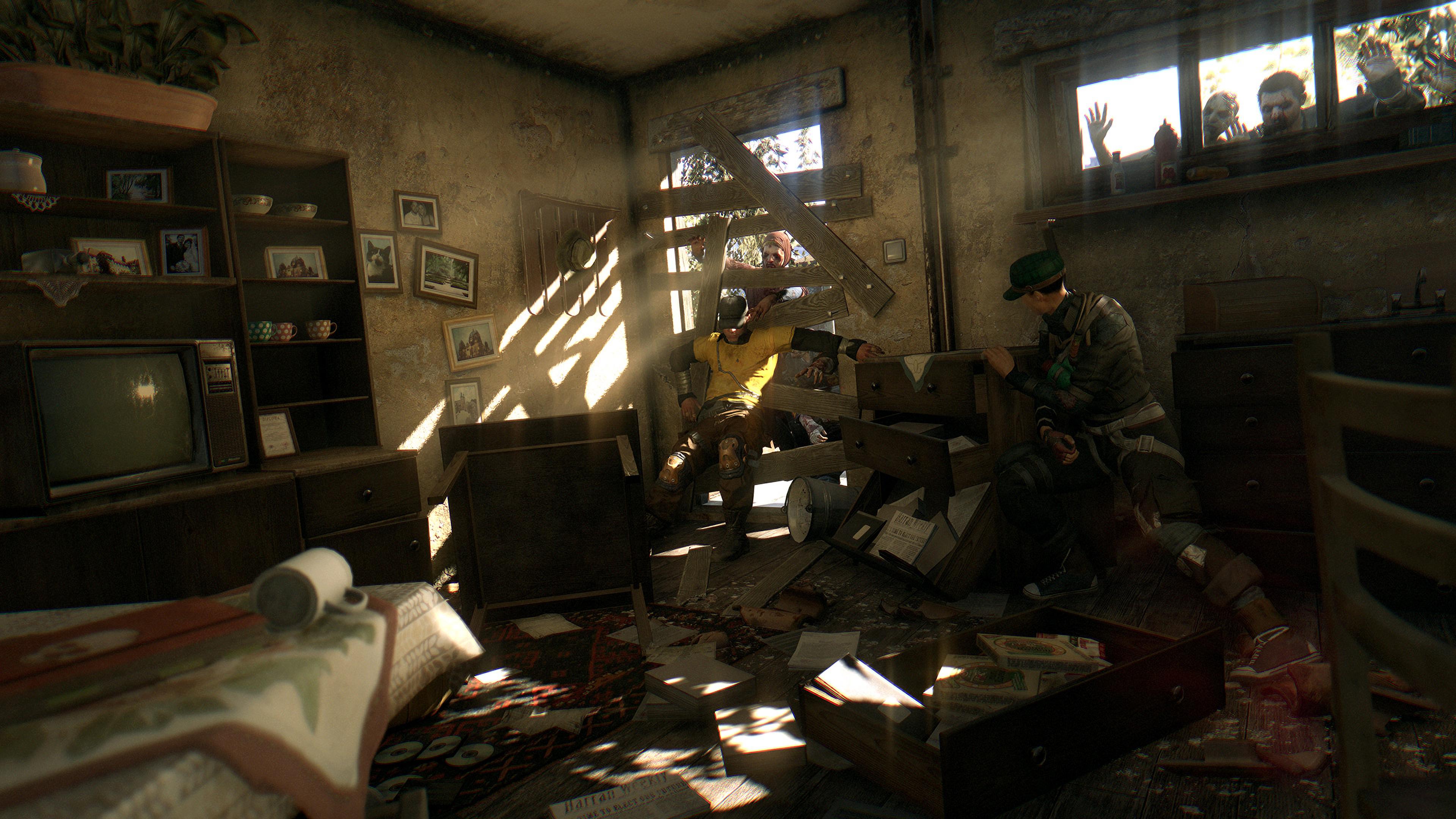 Скриншот №2 к Dying Light Anniversary Edition